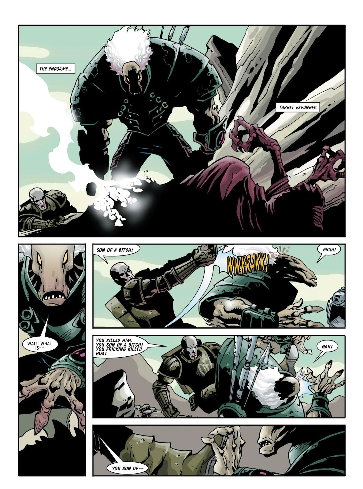 Judge Dredd Megazine (Vol. 5) Issue #381 #180 - English 118