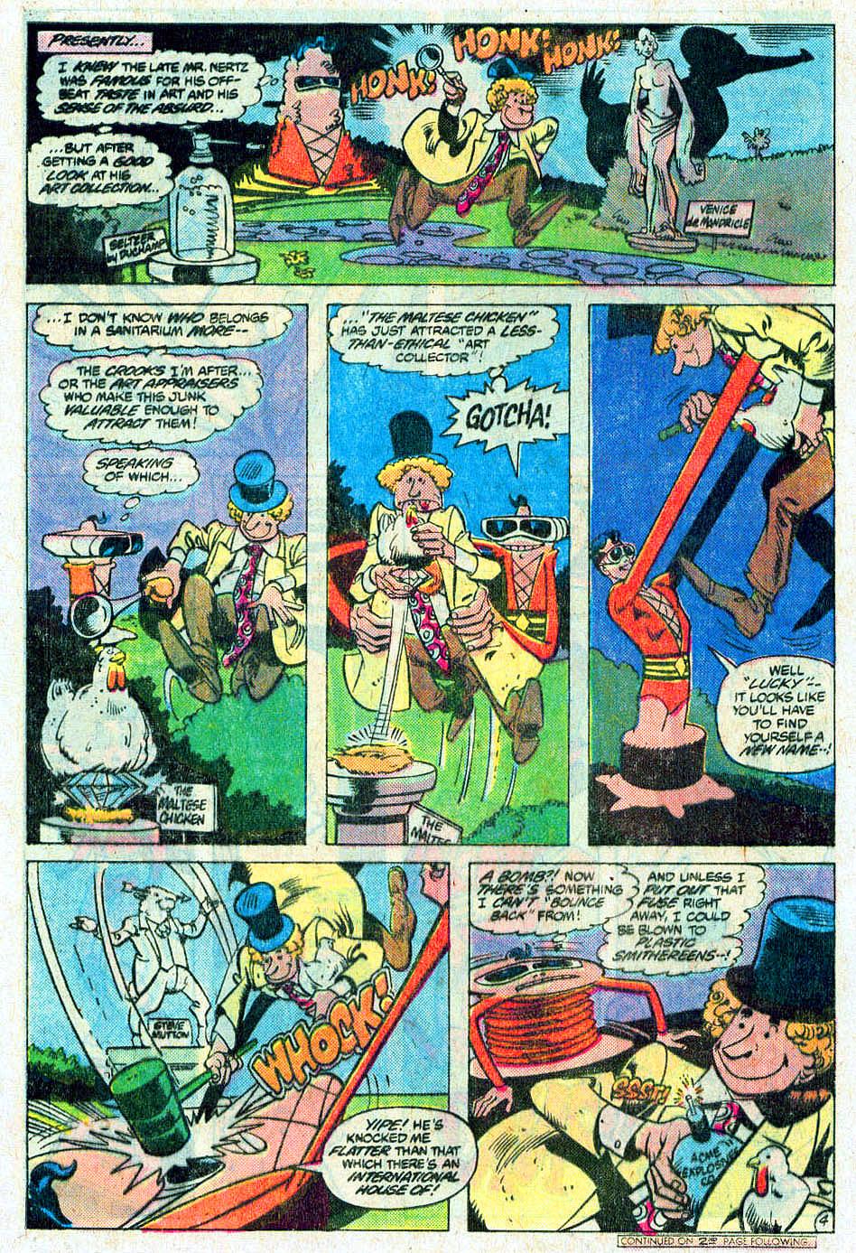 Read online Adventure Comics (1938) comic -  Issue #478 - 21