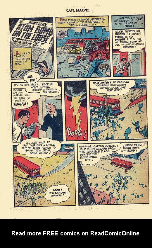 Captain Marvel Adventures issue 89 - Page 6