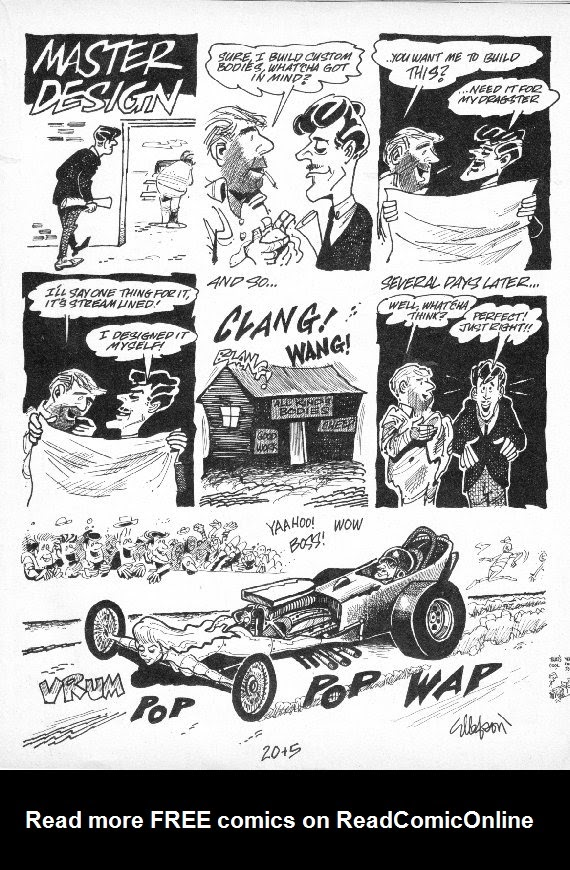 Drag Cartoons issue 6 - Page 25
