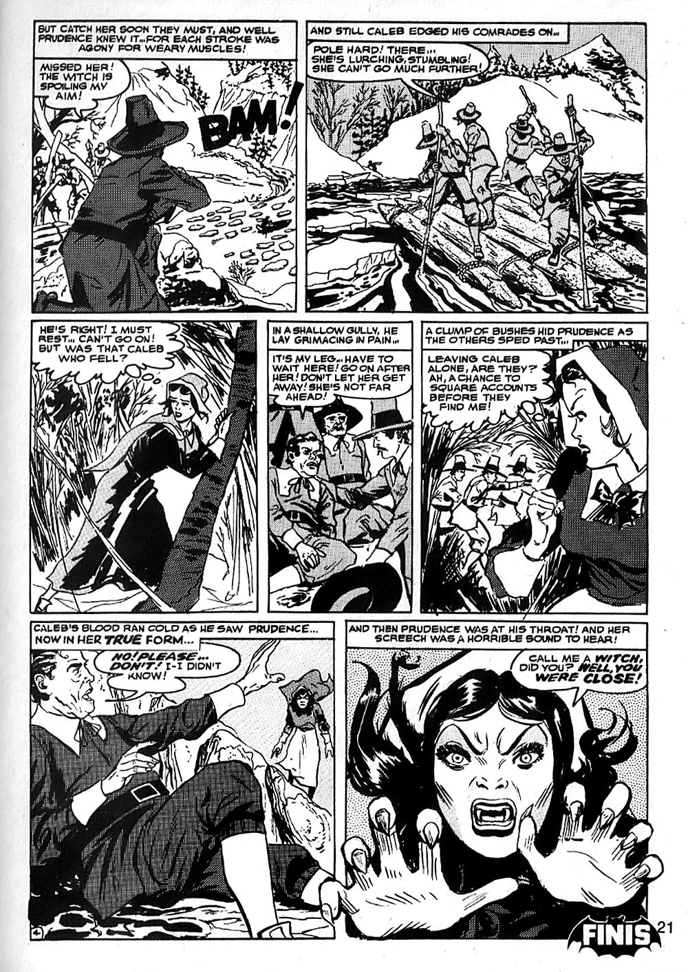 Vampire Tales issue 2 - Page 22
