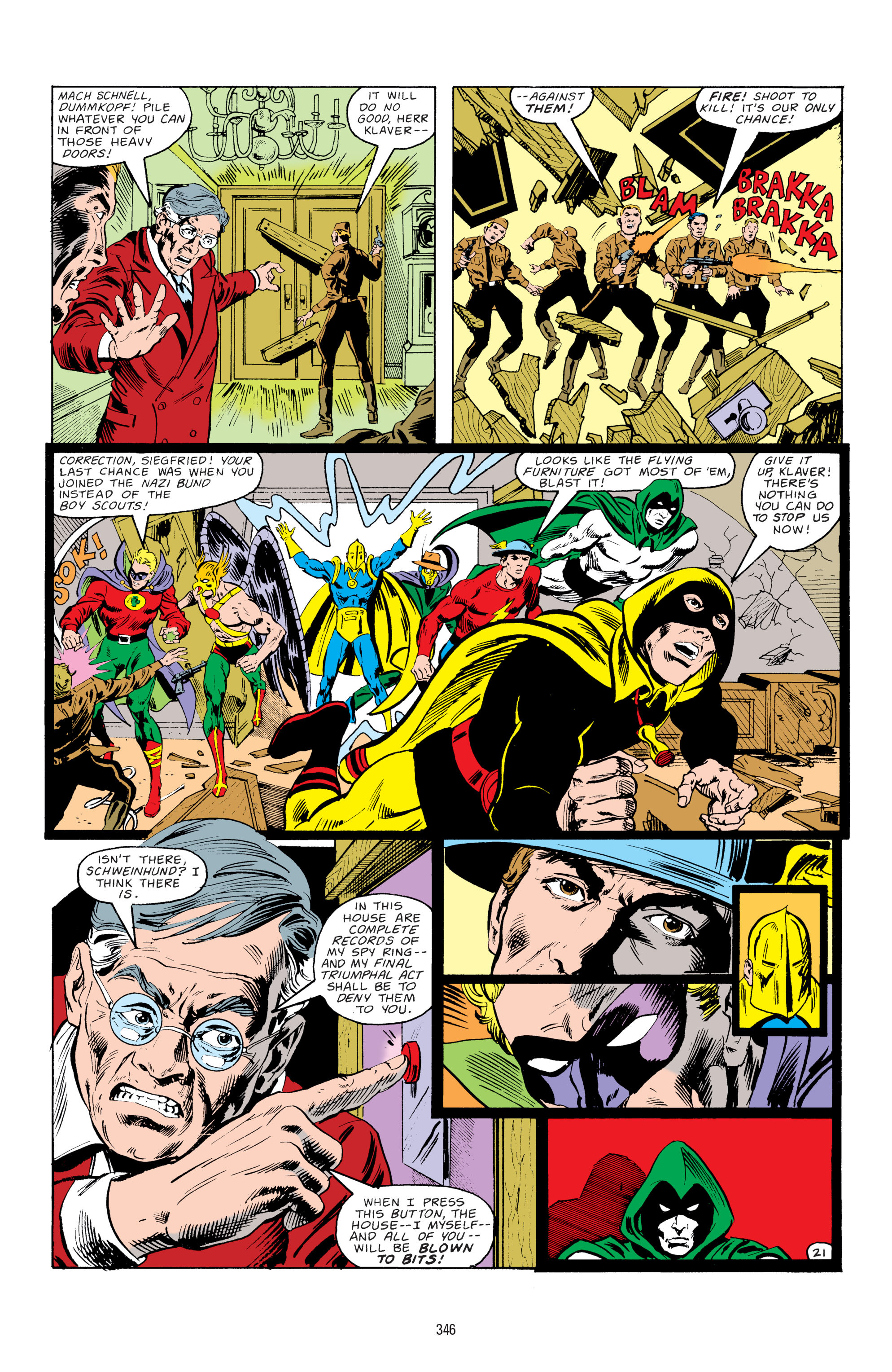 Read online All-Star Squadron comic -  Issue #67 - 22