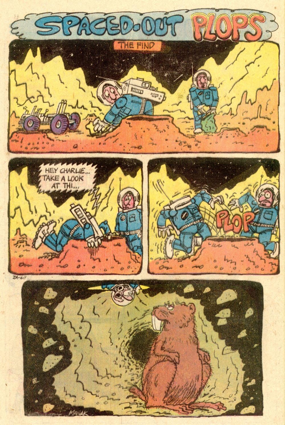 Read online Plop! comic -  Issue #22 - 48