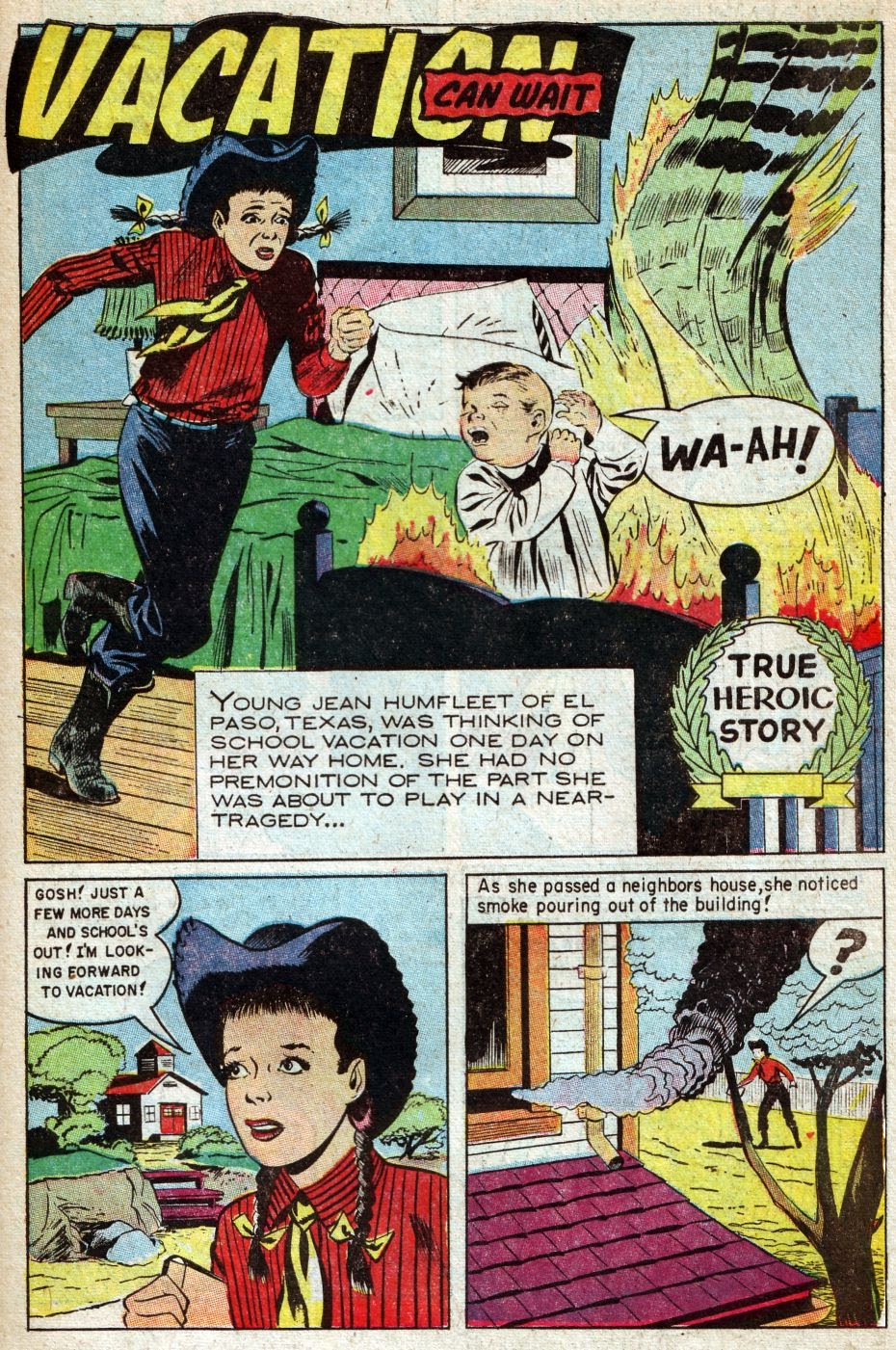 Read online Famous Funnies comic -  Issue #216 - 27
