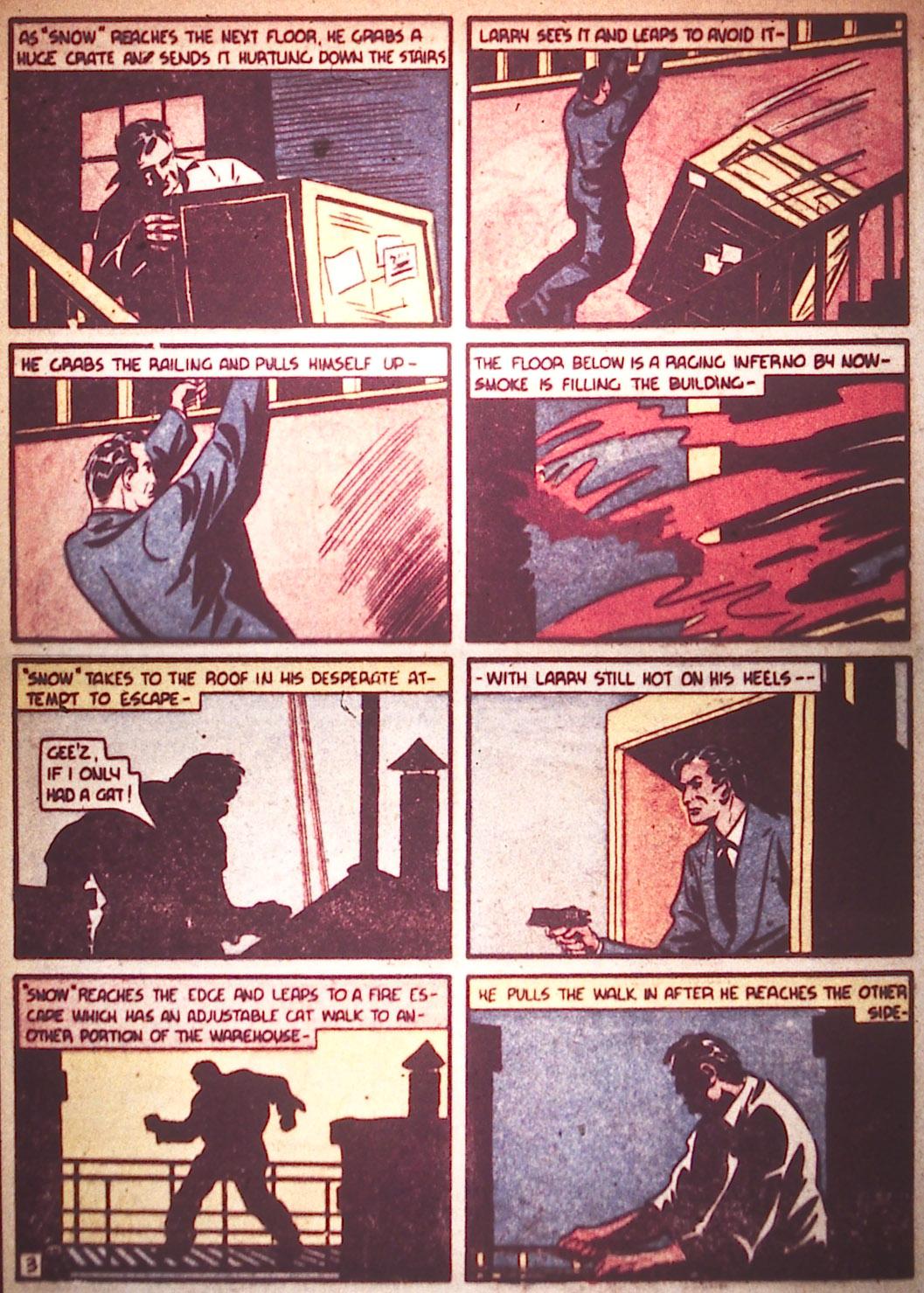 Read online Detective Comics (1937) comic -  Issue #16 - 12