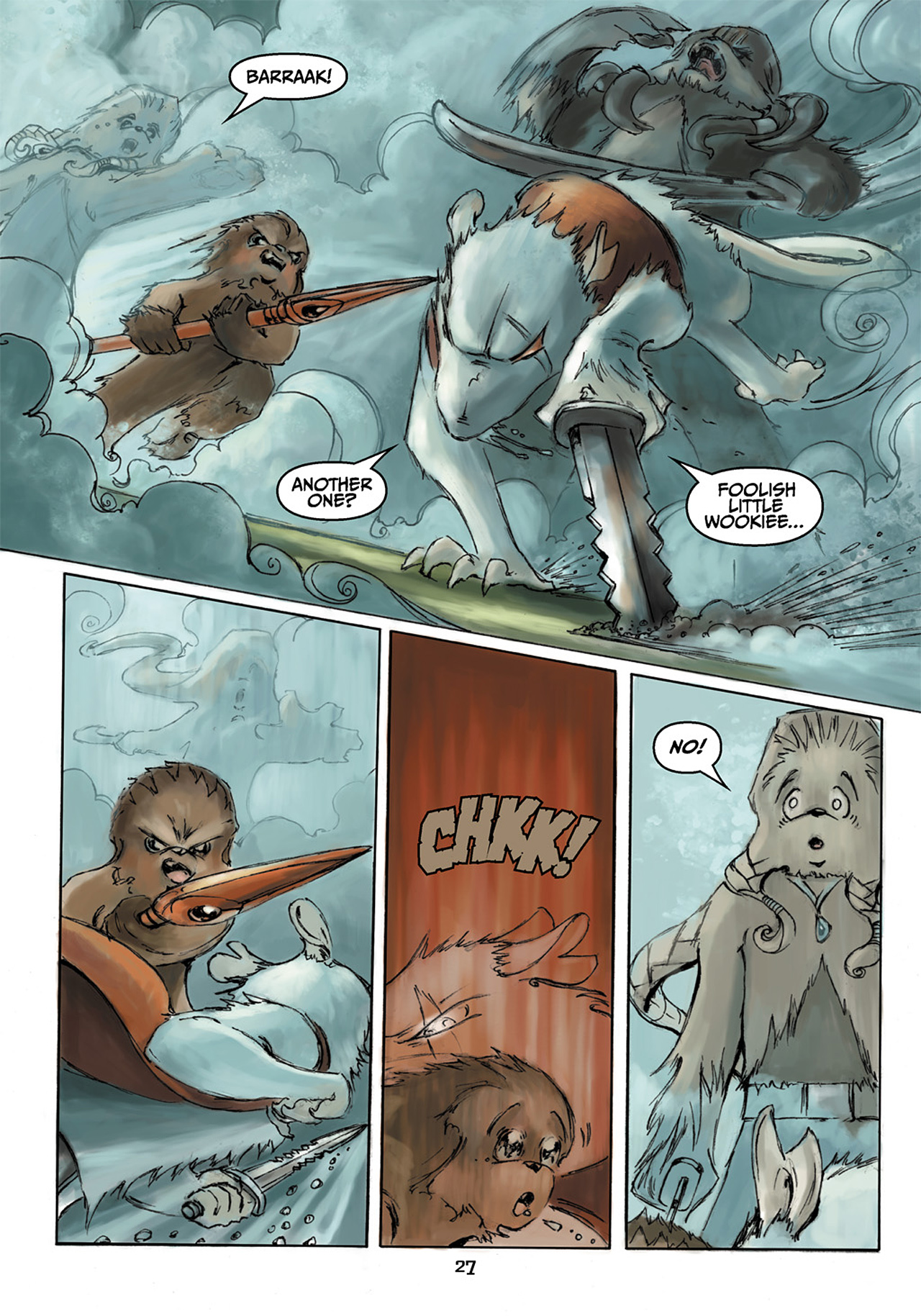 Read online Star Wars Omnibus comic -  Issue # Vol. 33 - 425