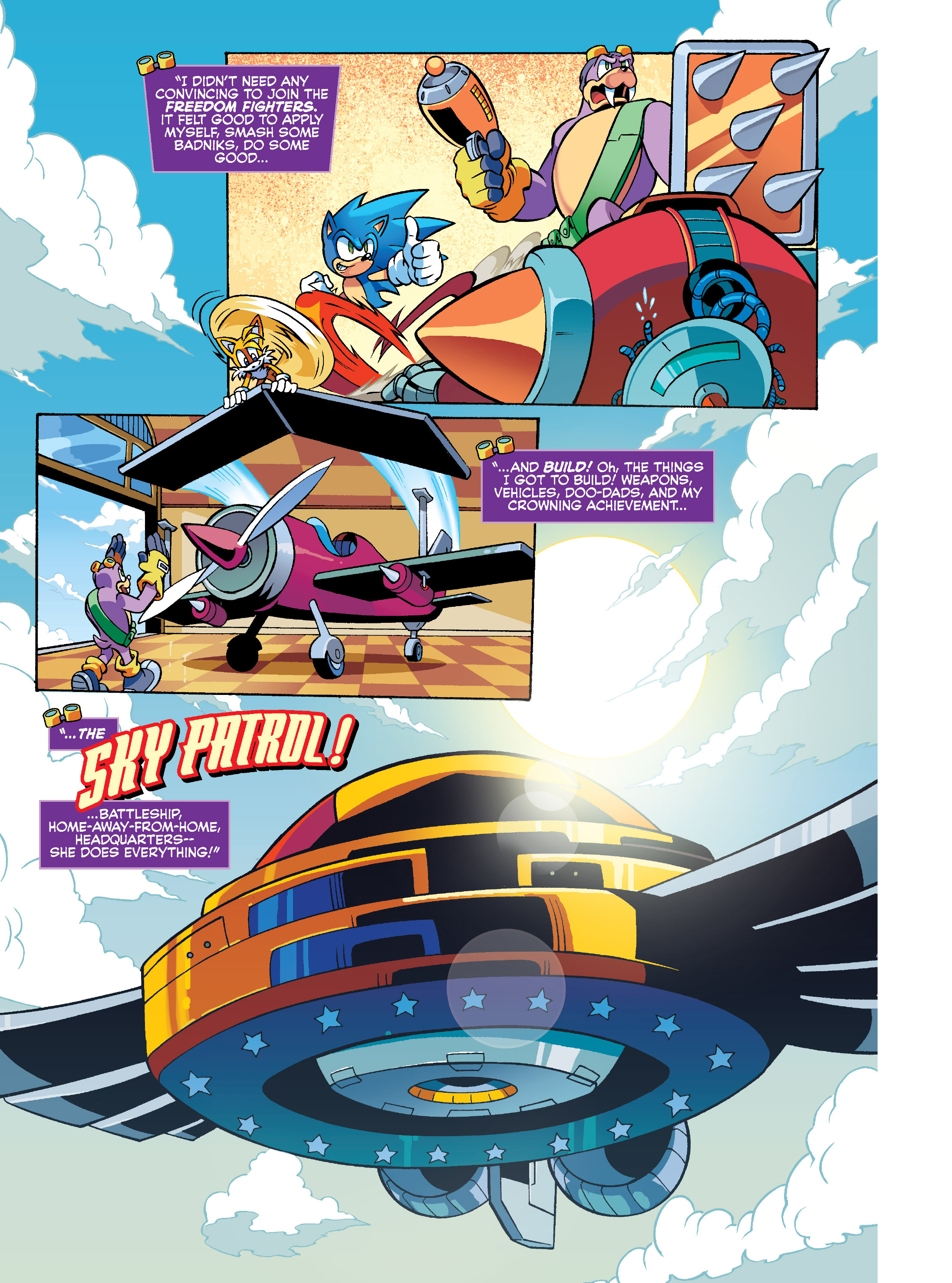 Read online Sonic Super Digest comic -  Issue #7 - 5