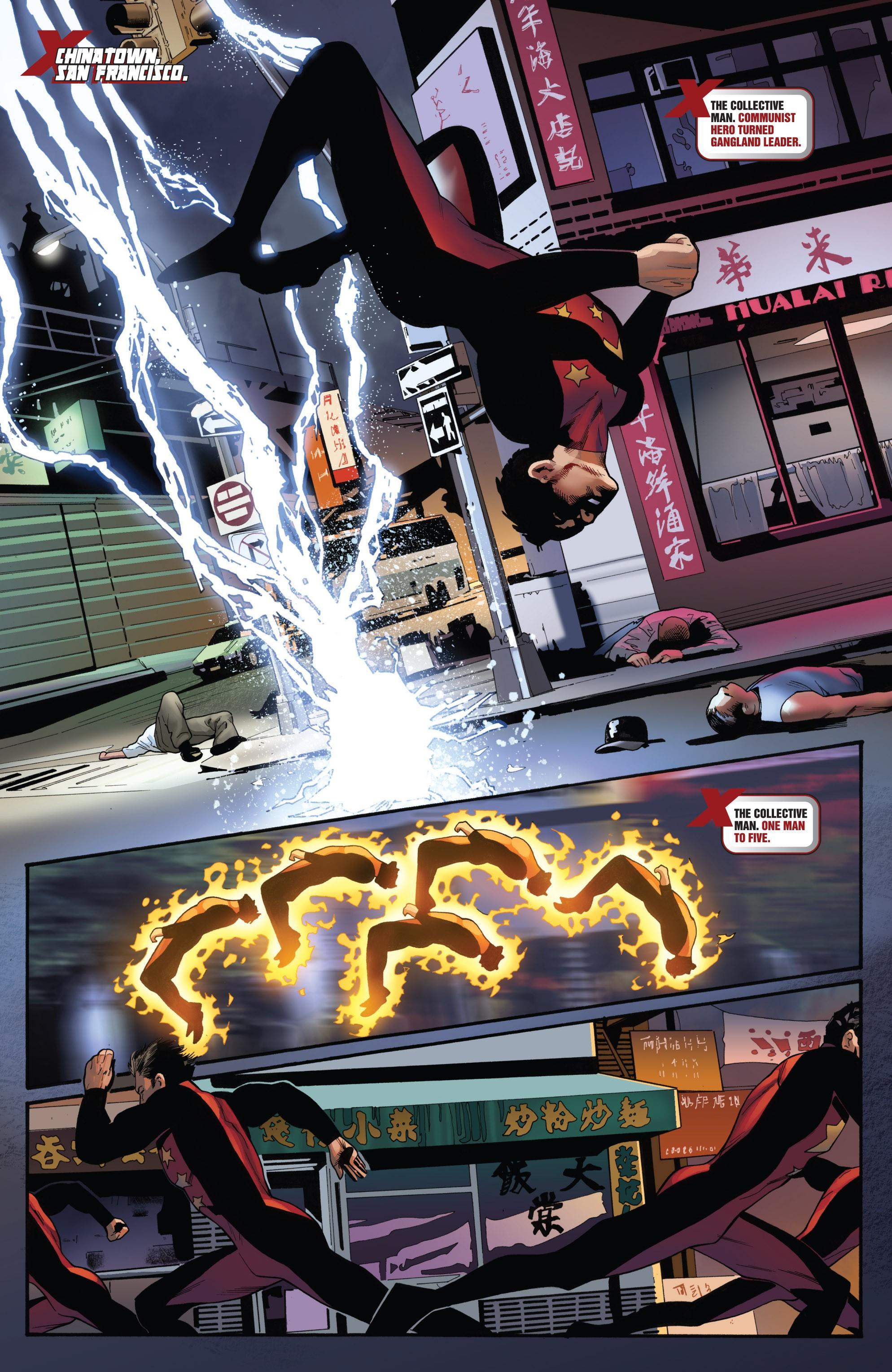 Read online Uncanny X-Men (1963) comic -  Issue #532 - 7