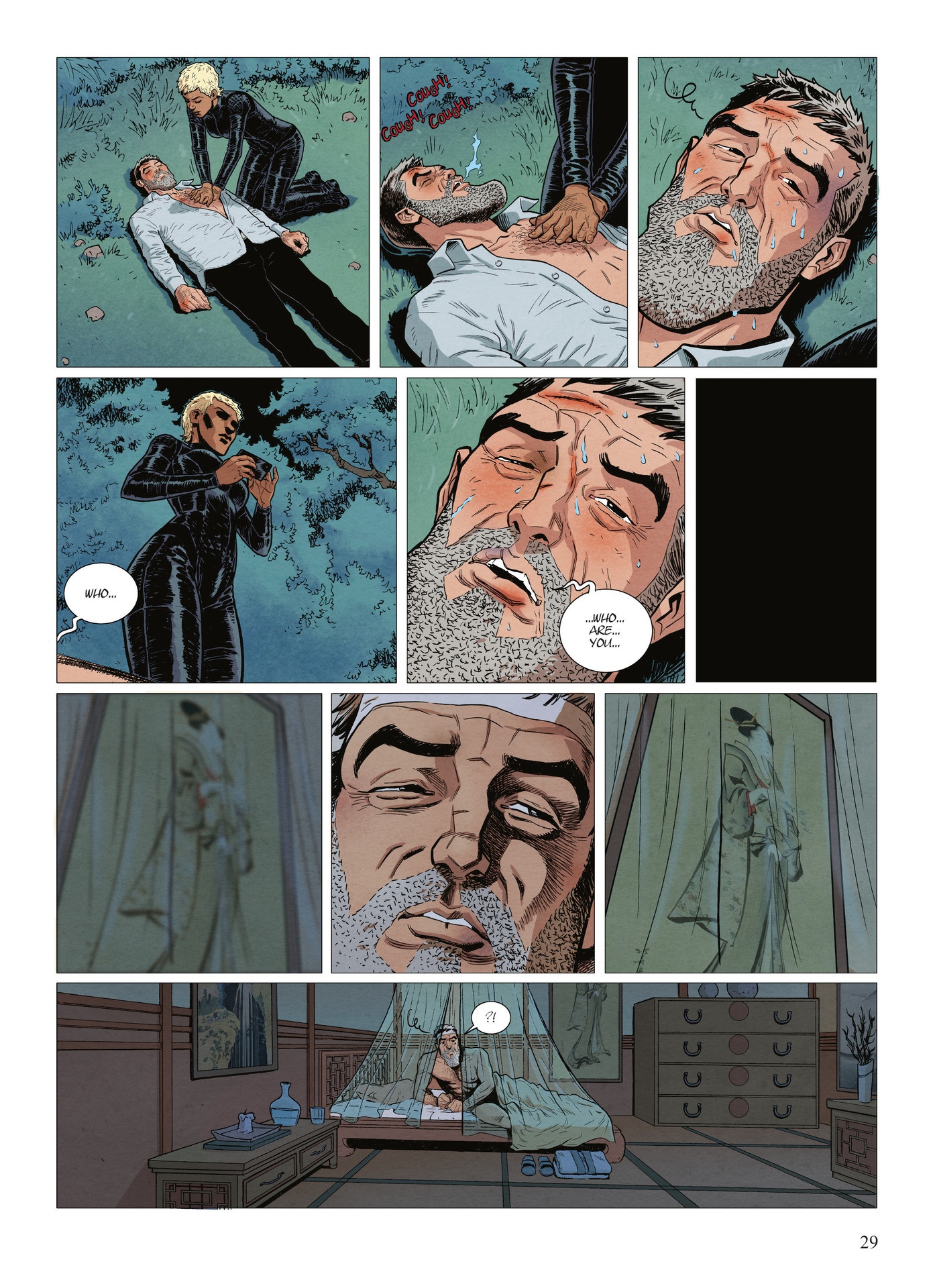 Read online Alter Ego comic -  Issue #10 - 30