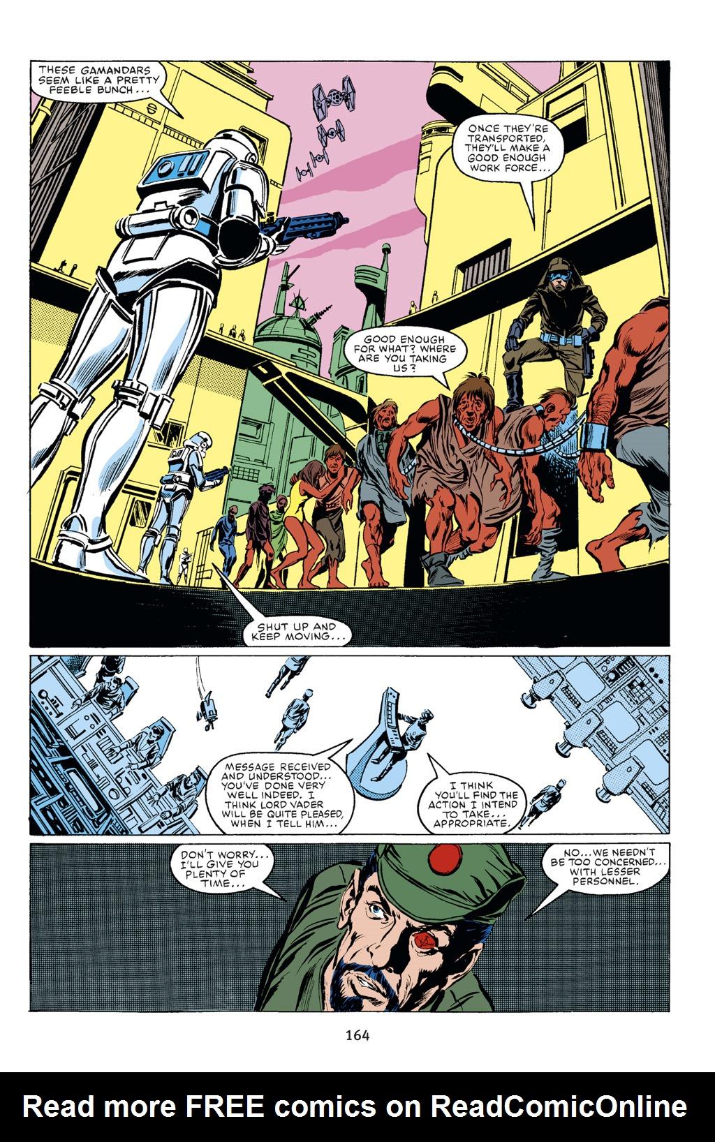 Read online Star Wars Omnibus comic -  Issue # Vol. 18 - 153