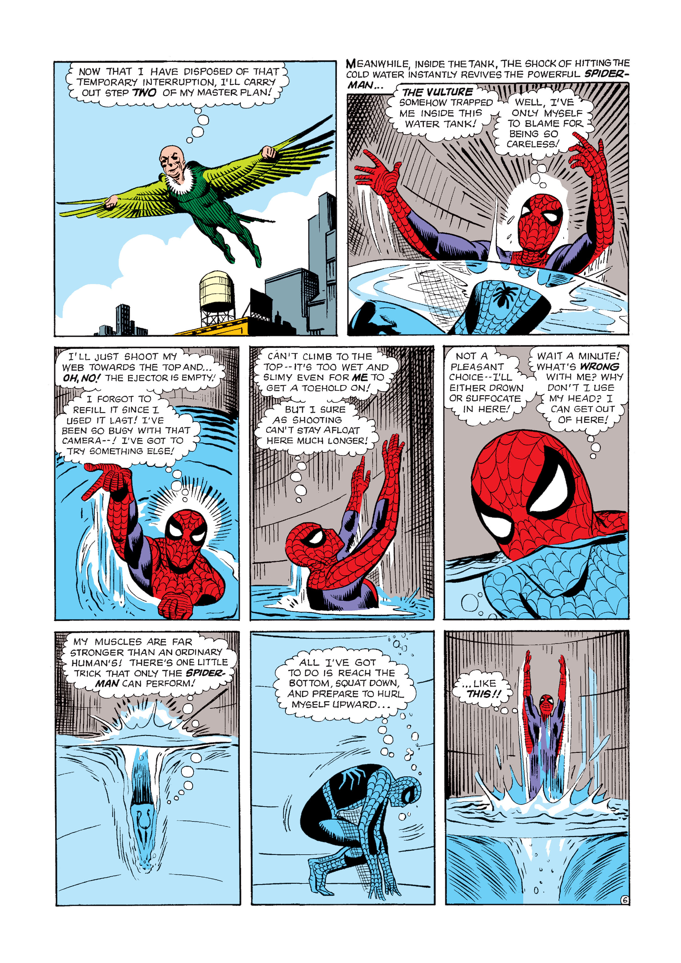 The Amazing Spider-Man (1963) 2 Page 6