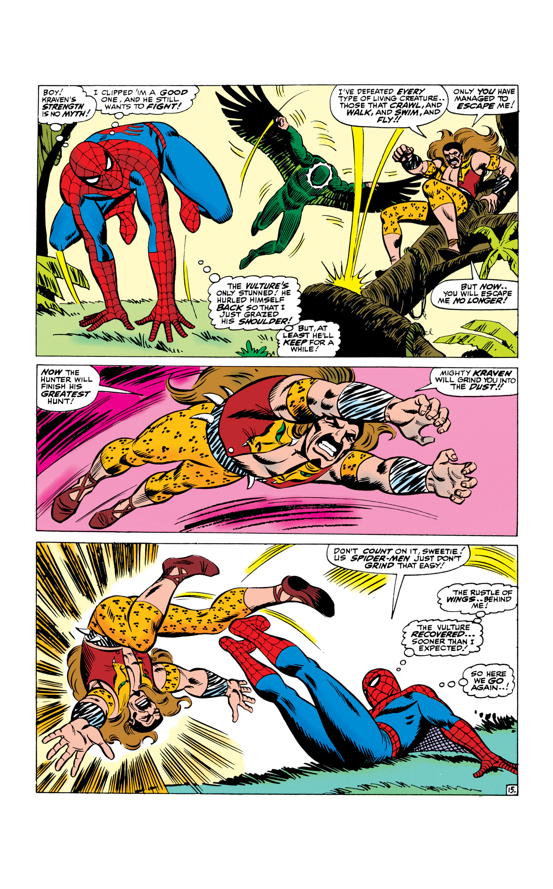 The Amazing Spider-Man (1963) 49 Page 15