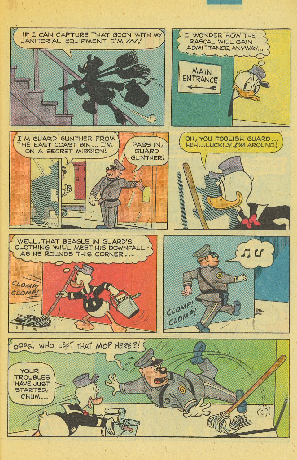 Read online Uncle Scrooge (1953) comic -  Issue #169 - 31