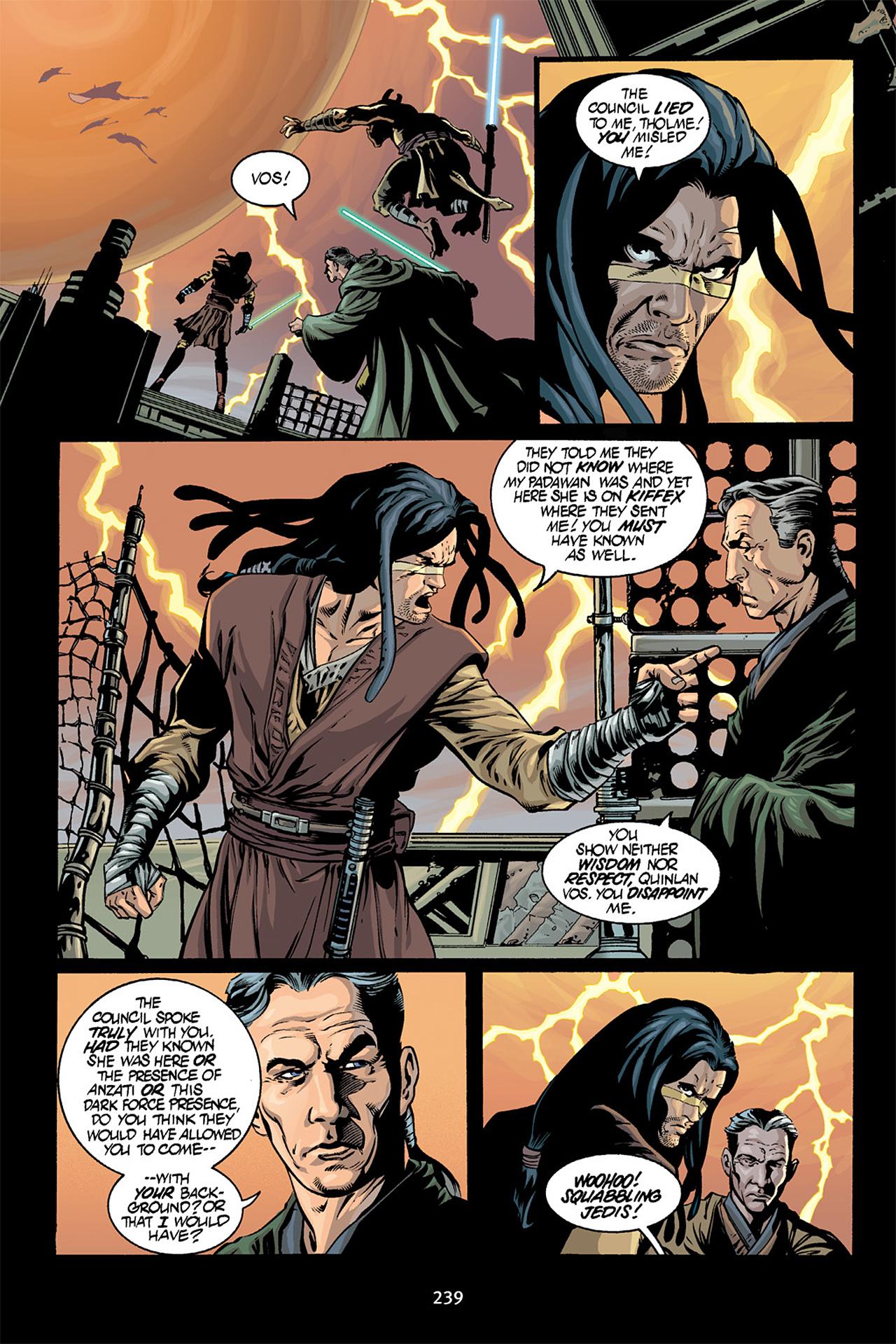 Read online Star Wars Omnibus comic -  Issue # Vol. 15 - 236