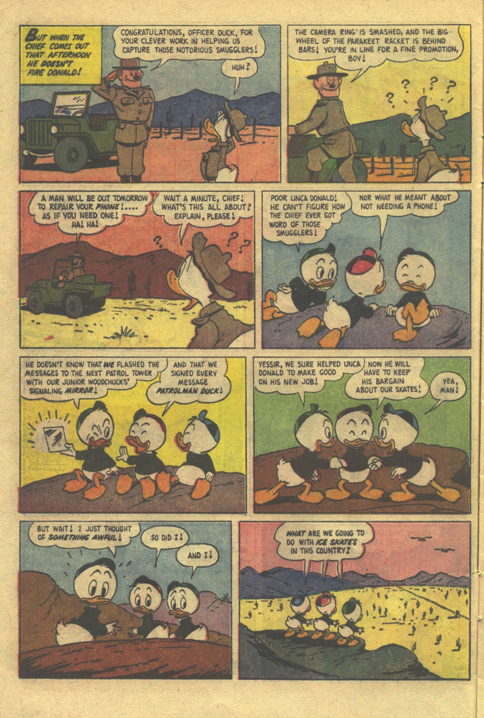 Walt Disney's Comics and Stories issue 354 - Page 13