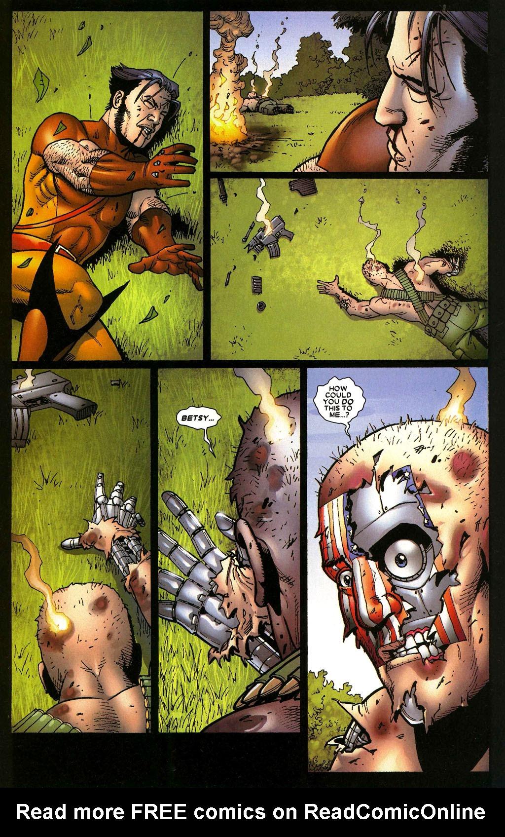 Read online Wolverine: Origins comic -  Issue #3 - 13