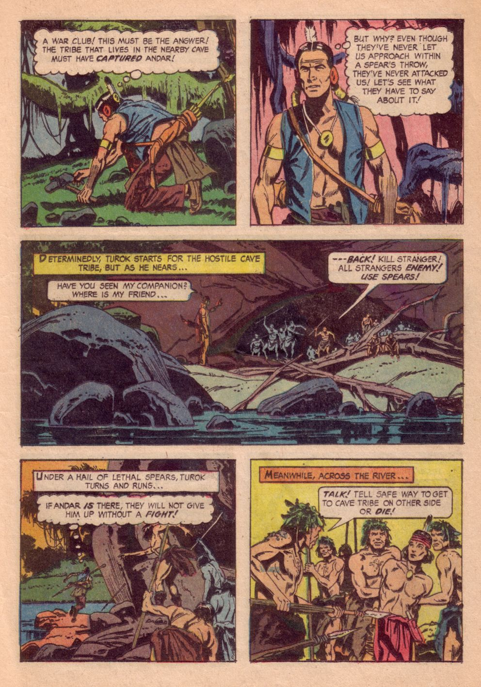 Read online Turok, Son of Stone comic -  Issue #41 - 25