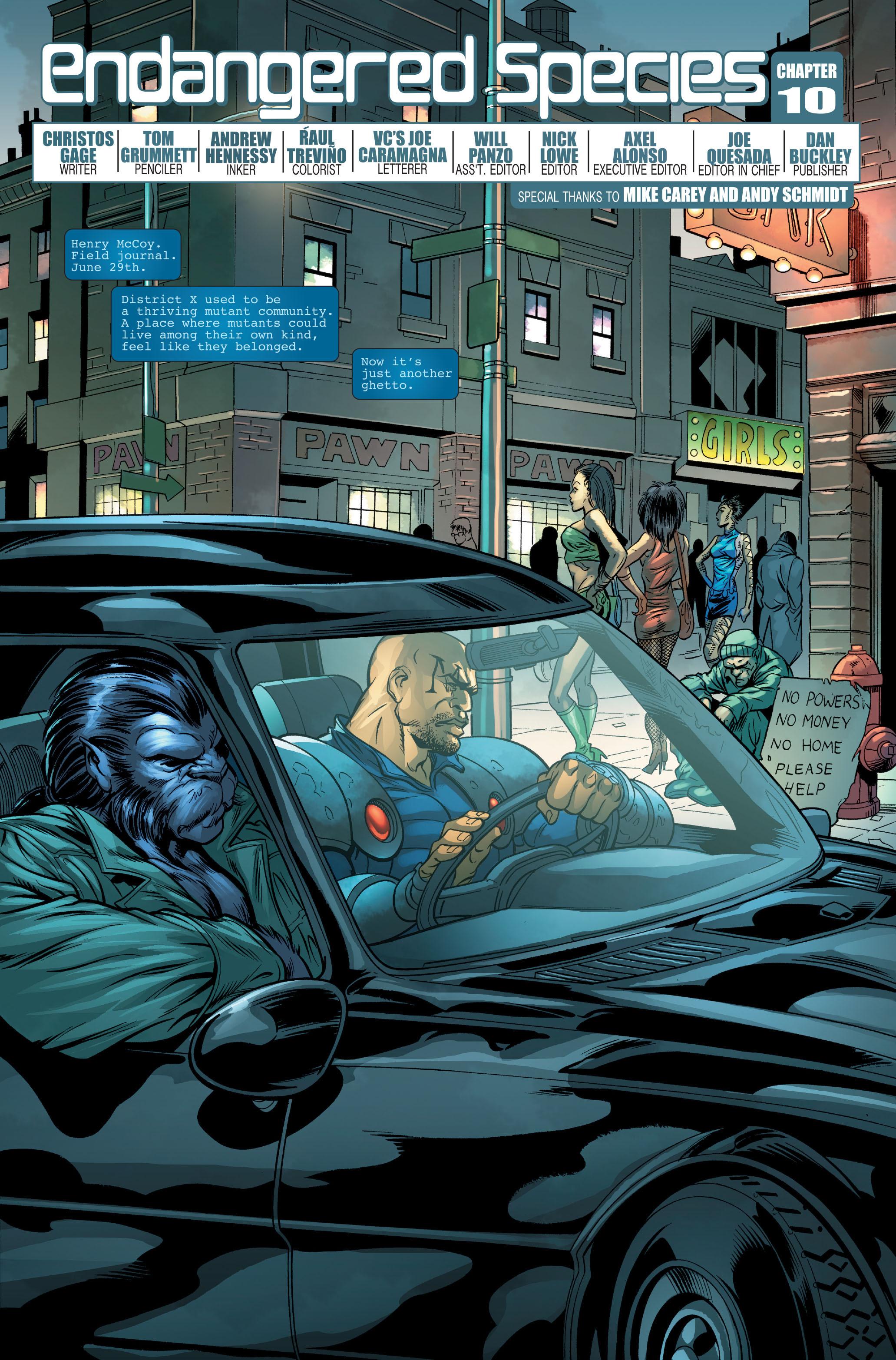 Read online Uncanny X-Men (1963) comic -  Issue #490 - 25