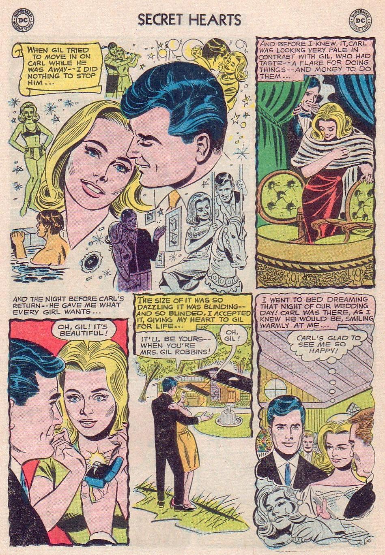 Read online Secret Hearts comic -  Issue #102 - 14