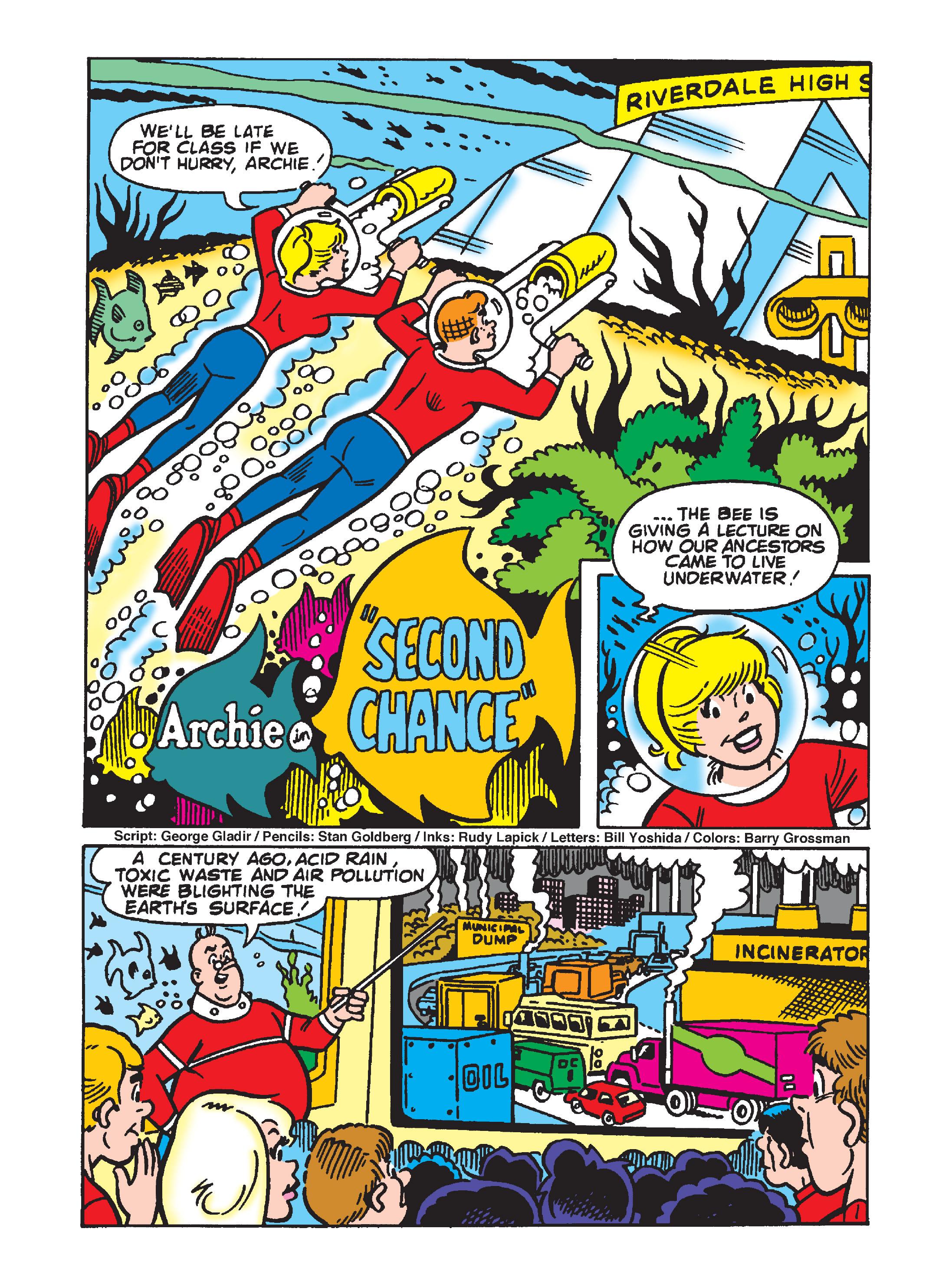 Read online Archie 1000 Page Comics Bonanza comic -  Issue #2 (Part 1) - 142