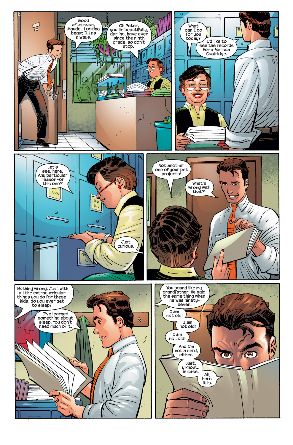 The Amazing Spider-Man (1999) 55 Page 4