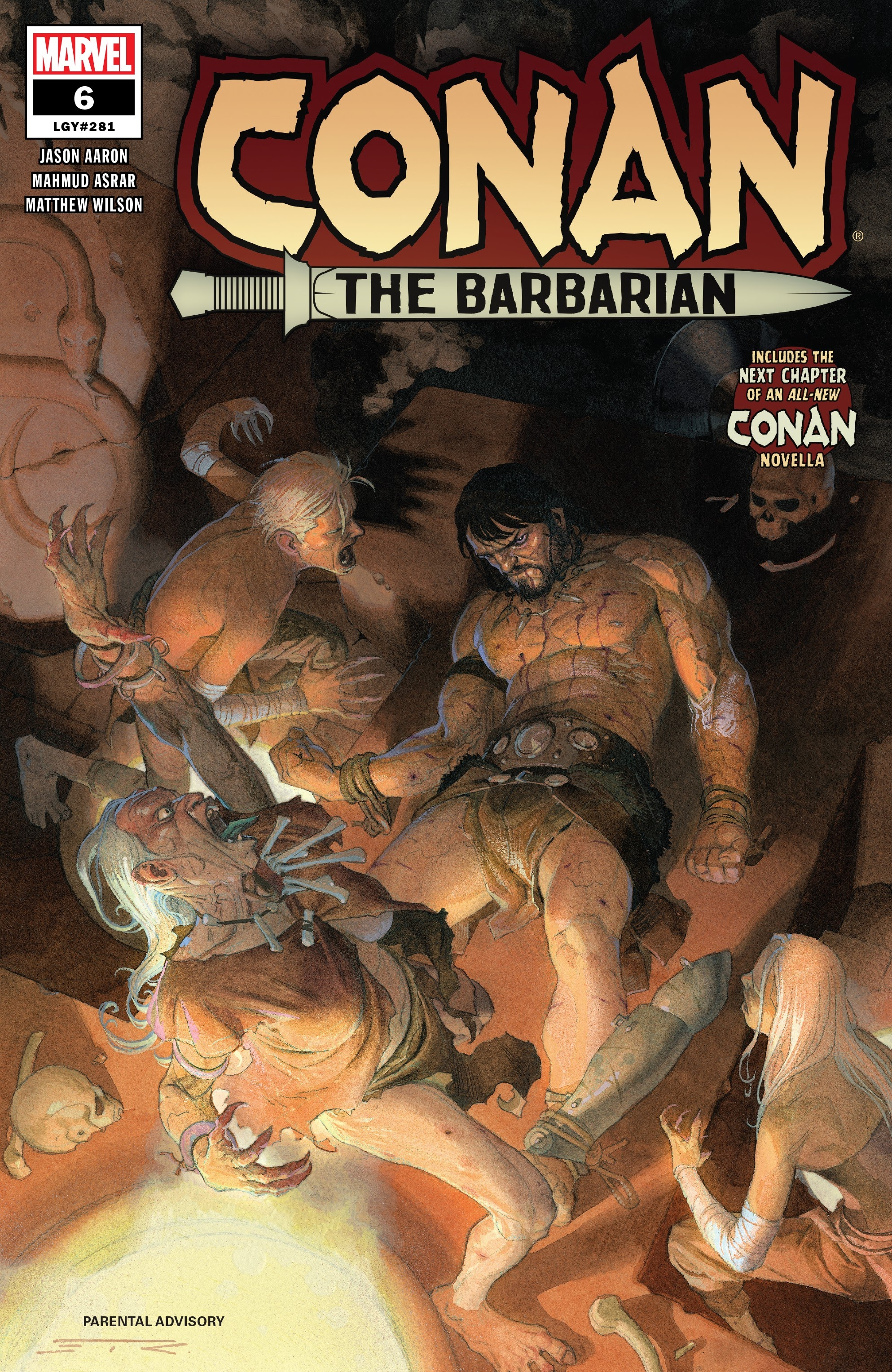 Conan the Barbarian (2019) 6 Page 1