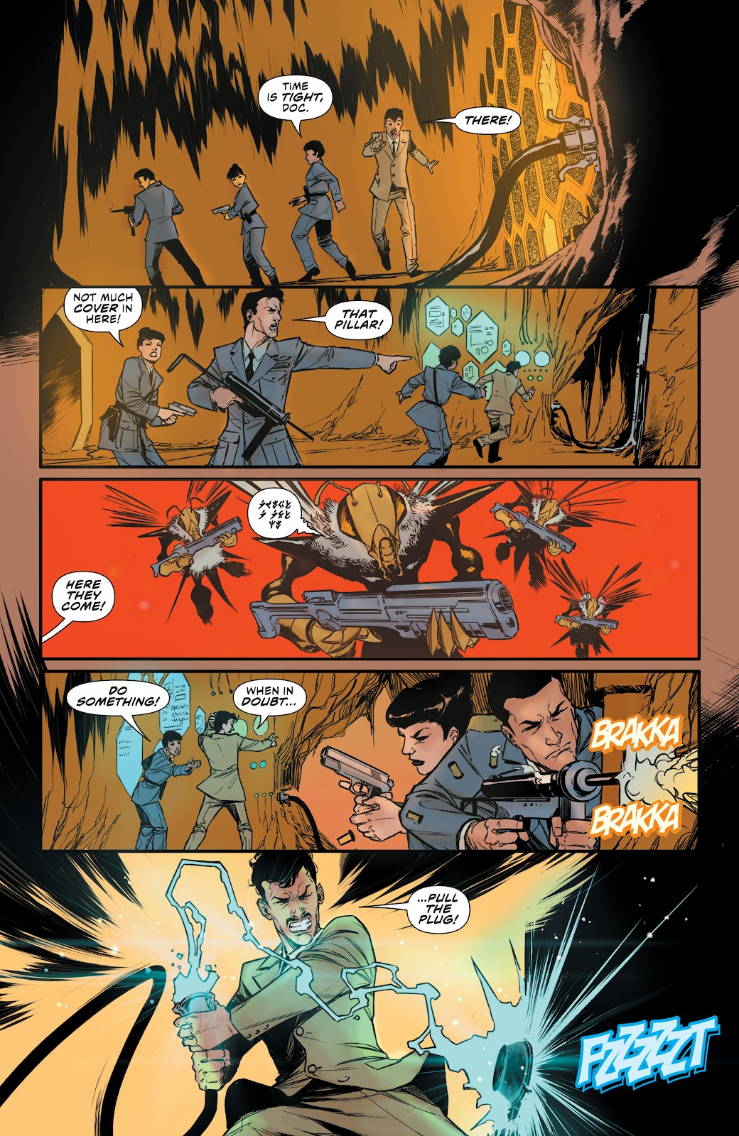 Read online Bettie Page: Unbound comic -  Issue #10 - 15