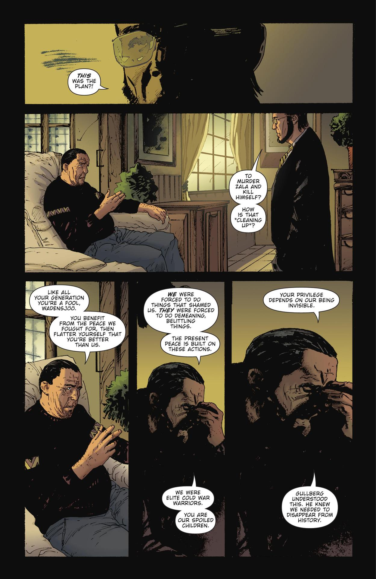 Read online The Girl Who Kicked The Hornet's Nest comic -  Issue # TPB - 107