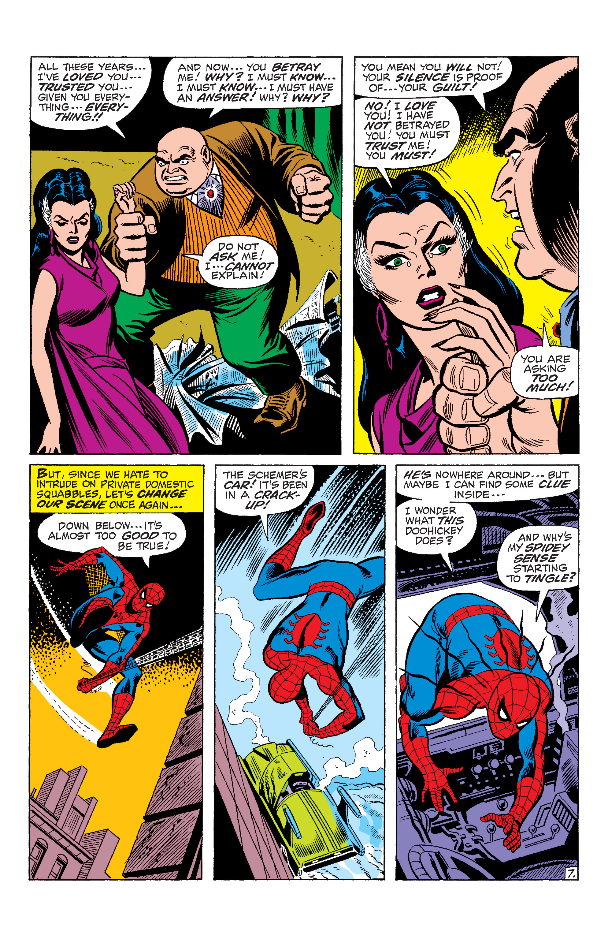 The Amazing Spider-Man (1963) 85 Page 7