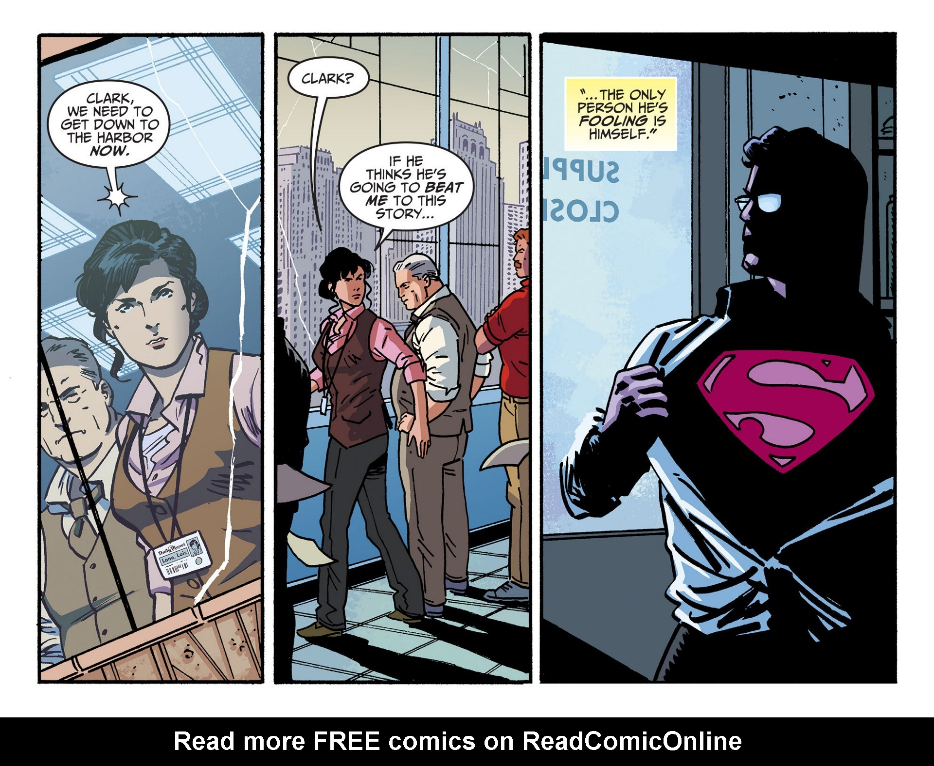 Read online Adventures of Superman [I] comic -  Issue #43 - 10