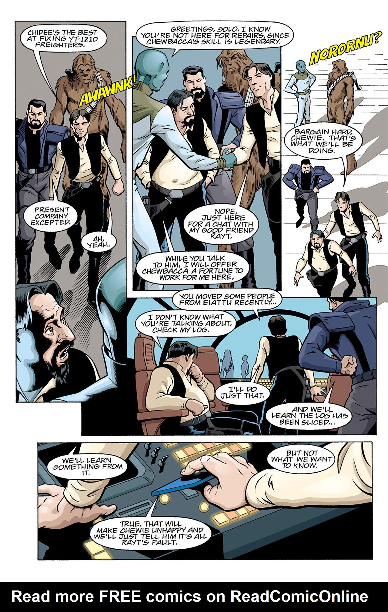 Read online Star Wars Omnibus comic -  Issue # Vol. 3 - 225