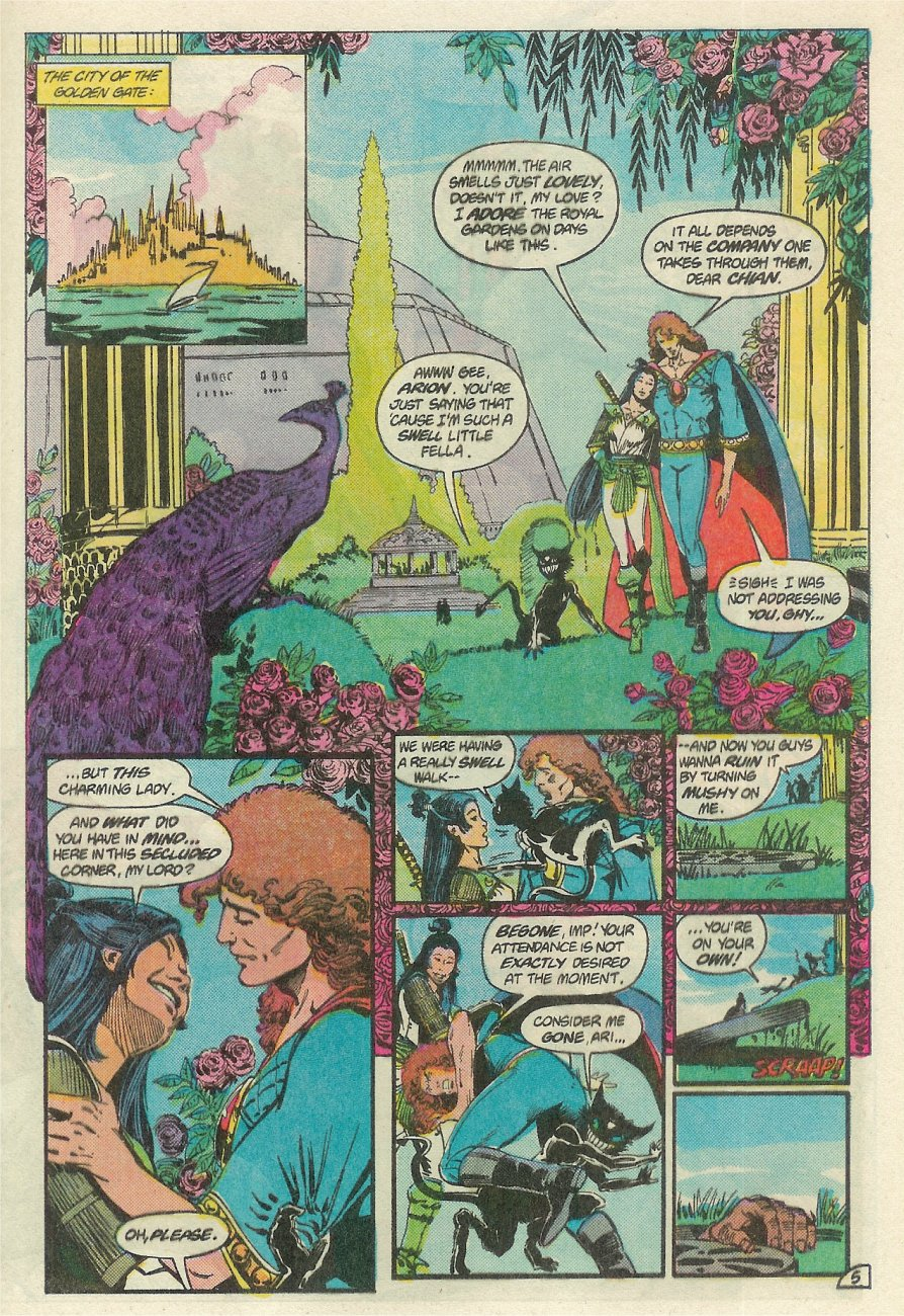 Read online Arion, Lord of Atlantis comic -  Issue #Arion, Lord of Atlantis _Special 1 - 6