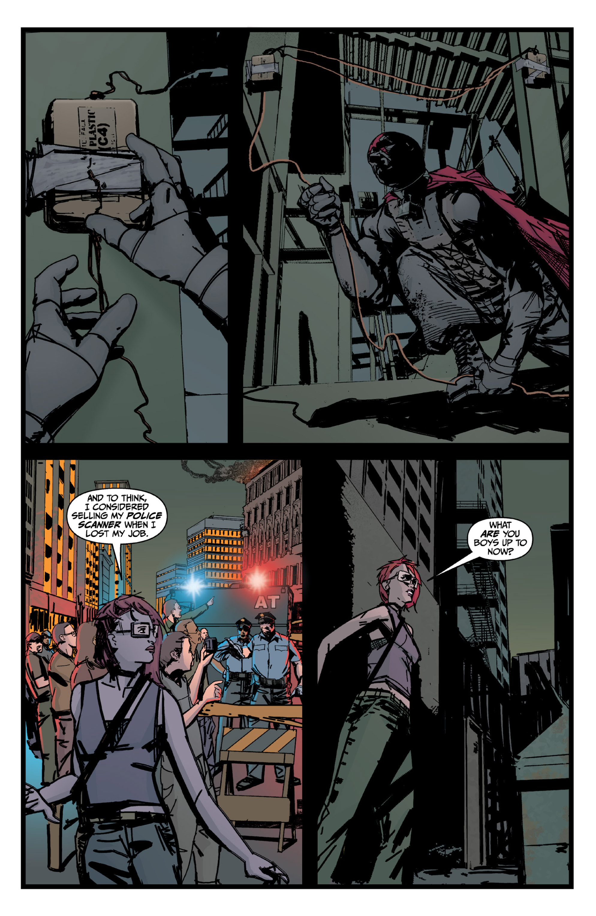 Read online X: Big Bad comic -  Issue # Full - 53