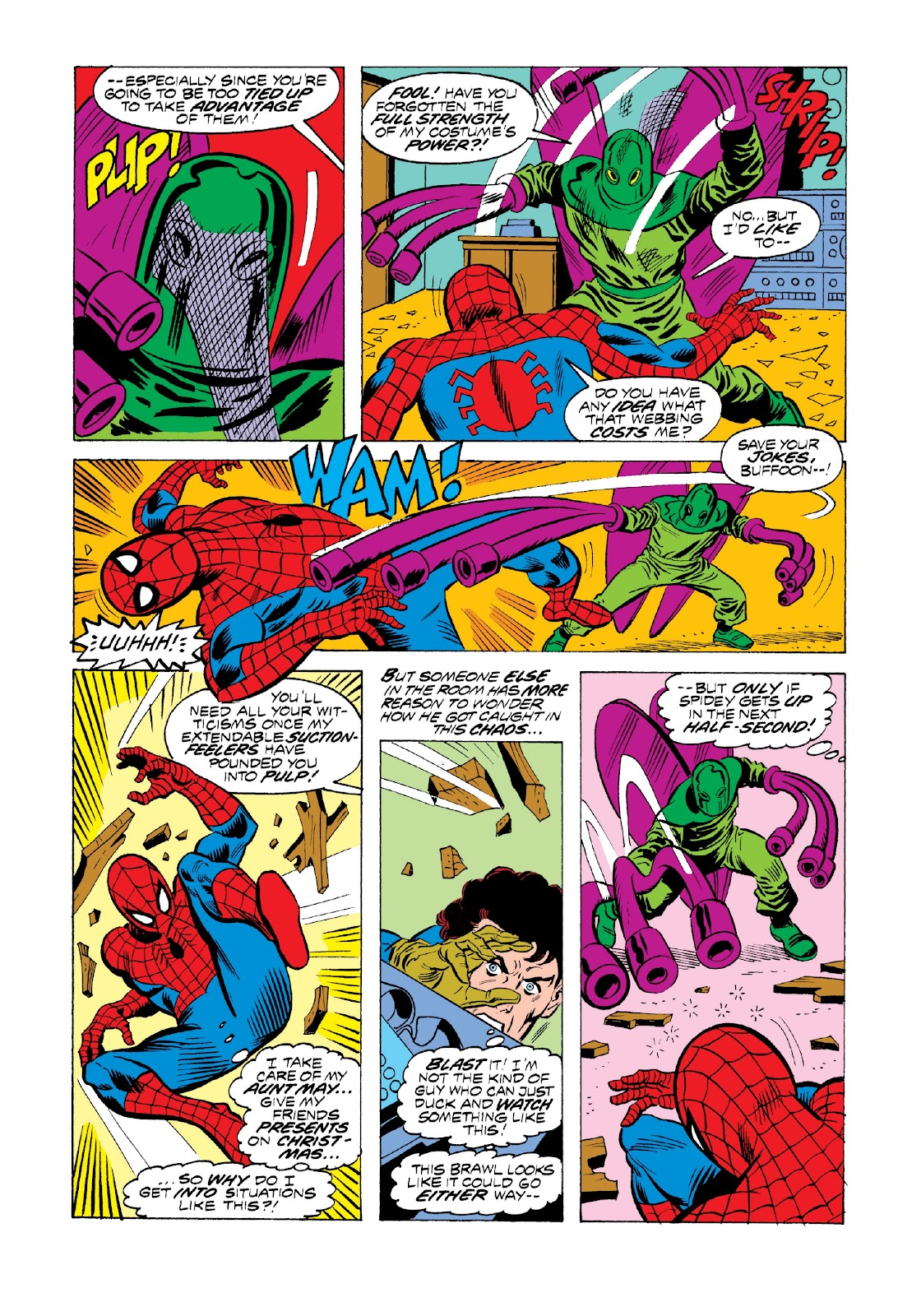 Read online Marvel Masterworks: The Spectacular Spider-Man comic -  Issue # TPB 2 (Part 1) - 21