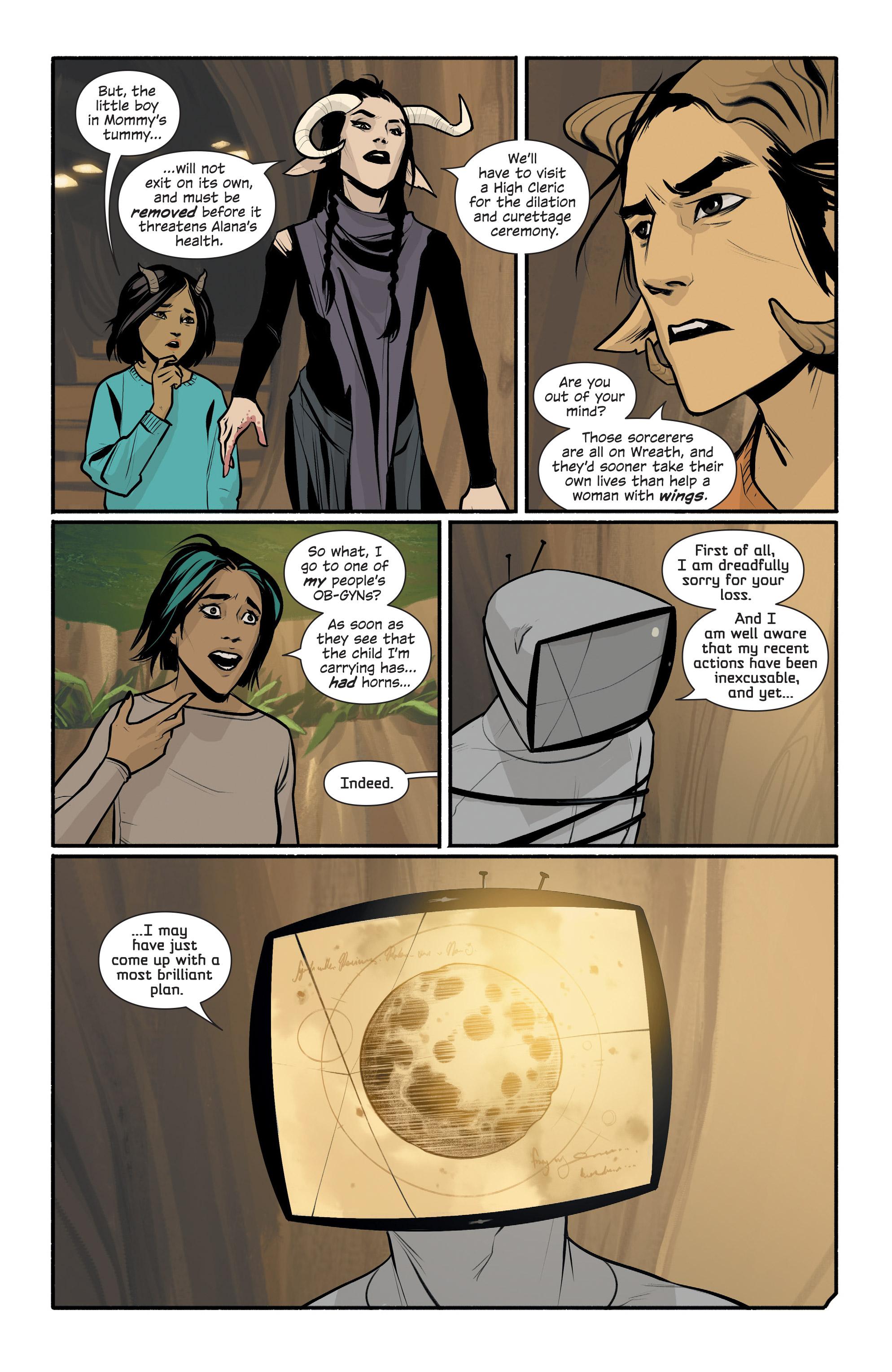 Read online Saga comic -  Issue #43 - 13