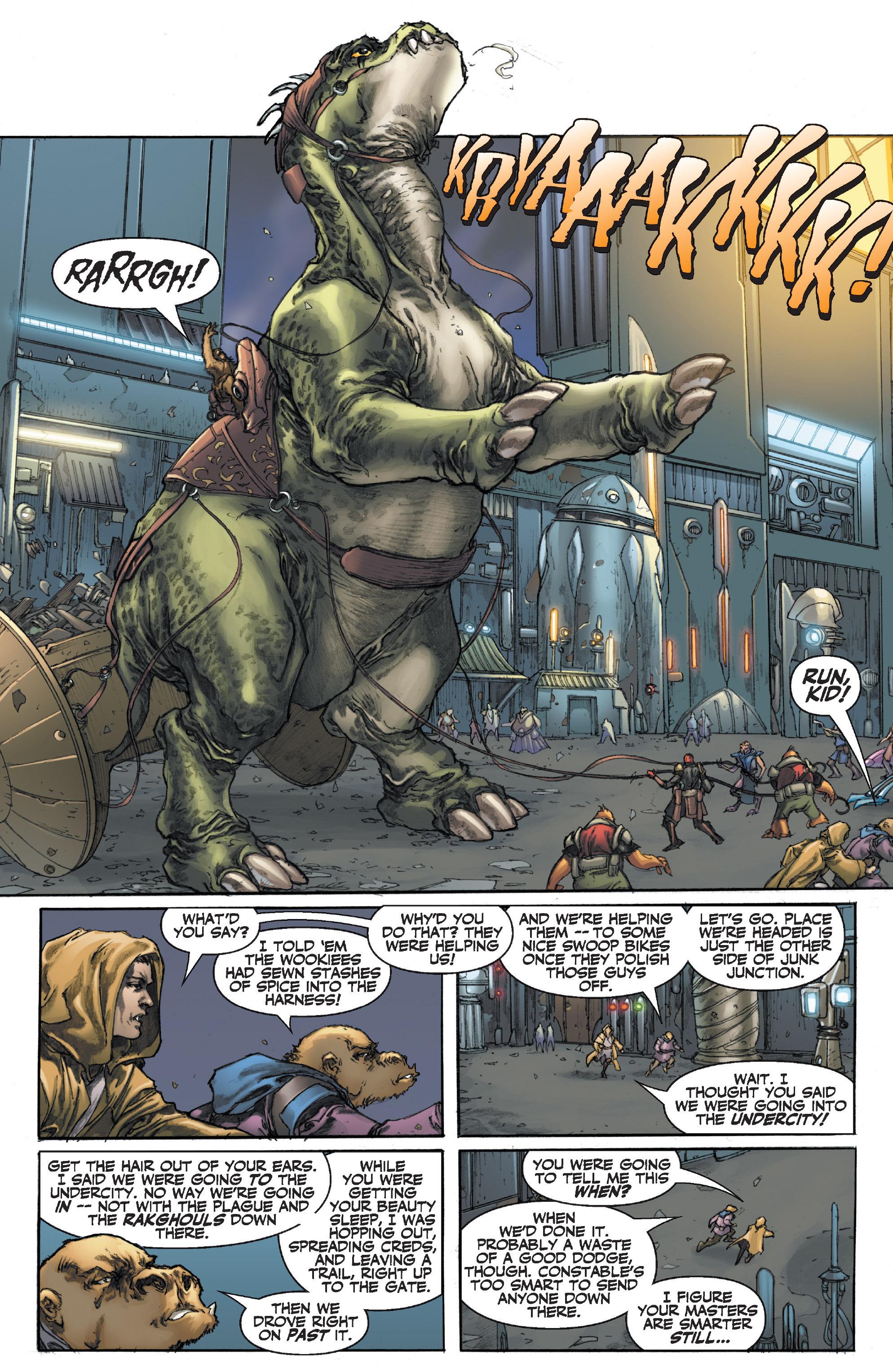 Read online Star Wars Omnibus comic -  Issue # Vol. 29 - 66