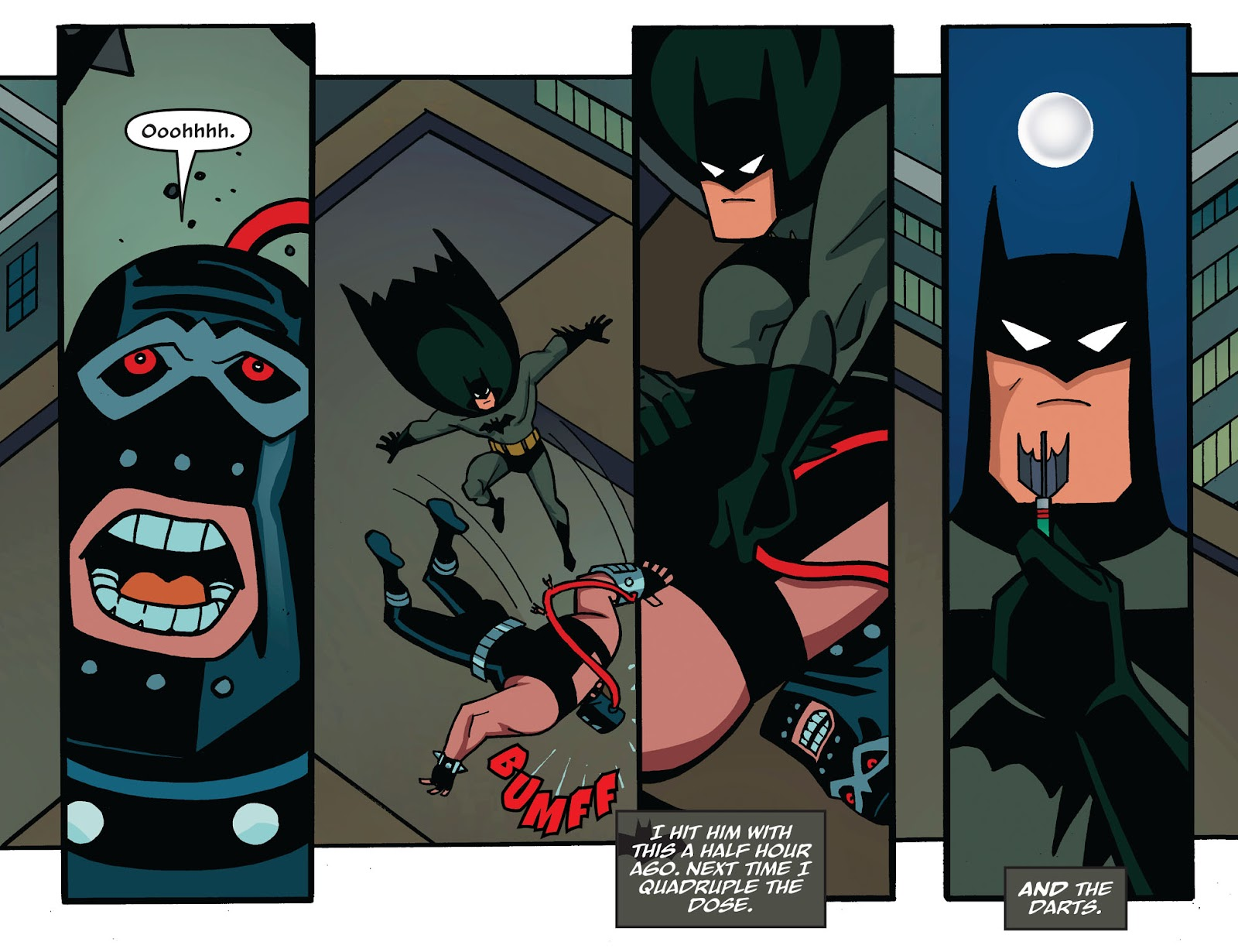 Batman: The Adventures Continue issue 1 - Page 6