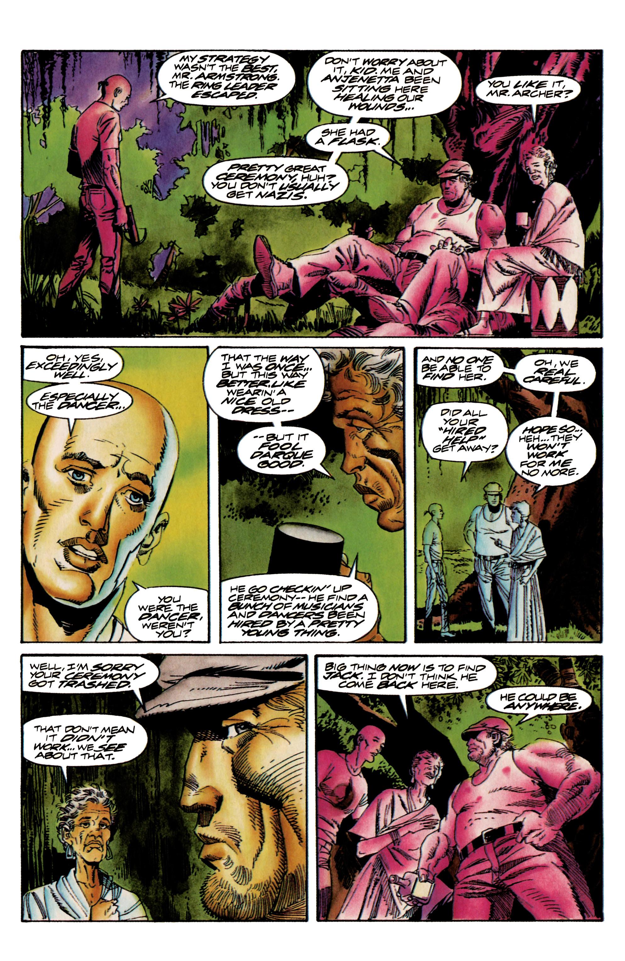 Read online Shadowman (1992) comic -  Issue #18 - 14
