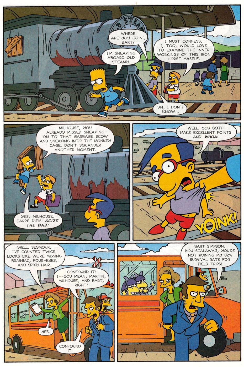 Read online Simpsons Comics Presents Bart Simpson comic -  Issue #30 - 20