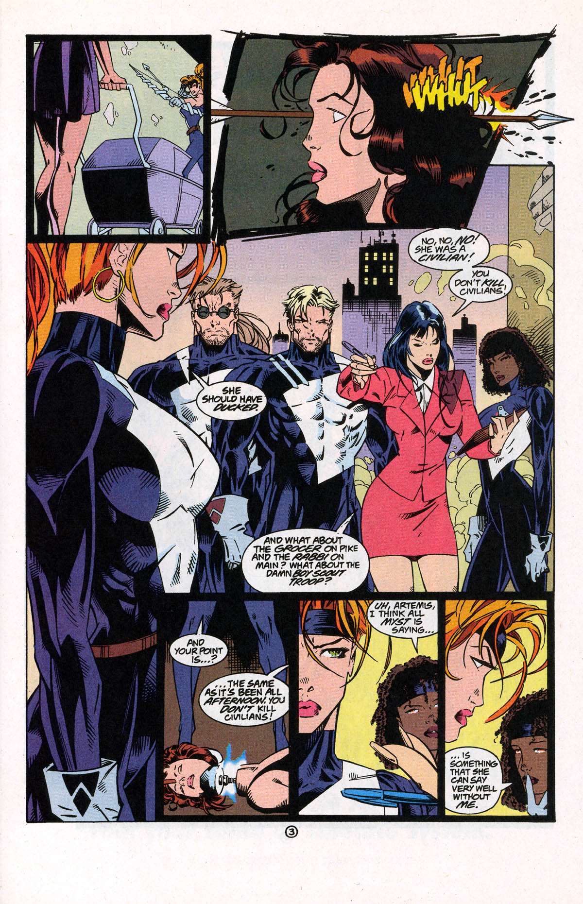 Read online Artemis: Requiem comic -  Issue #3 - 5