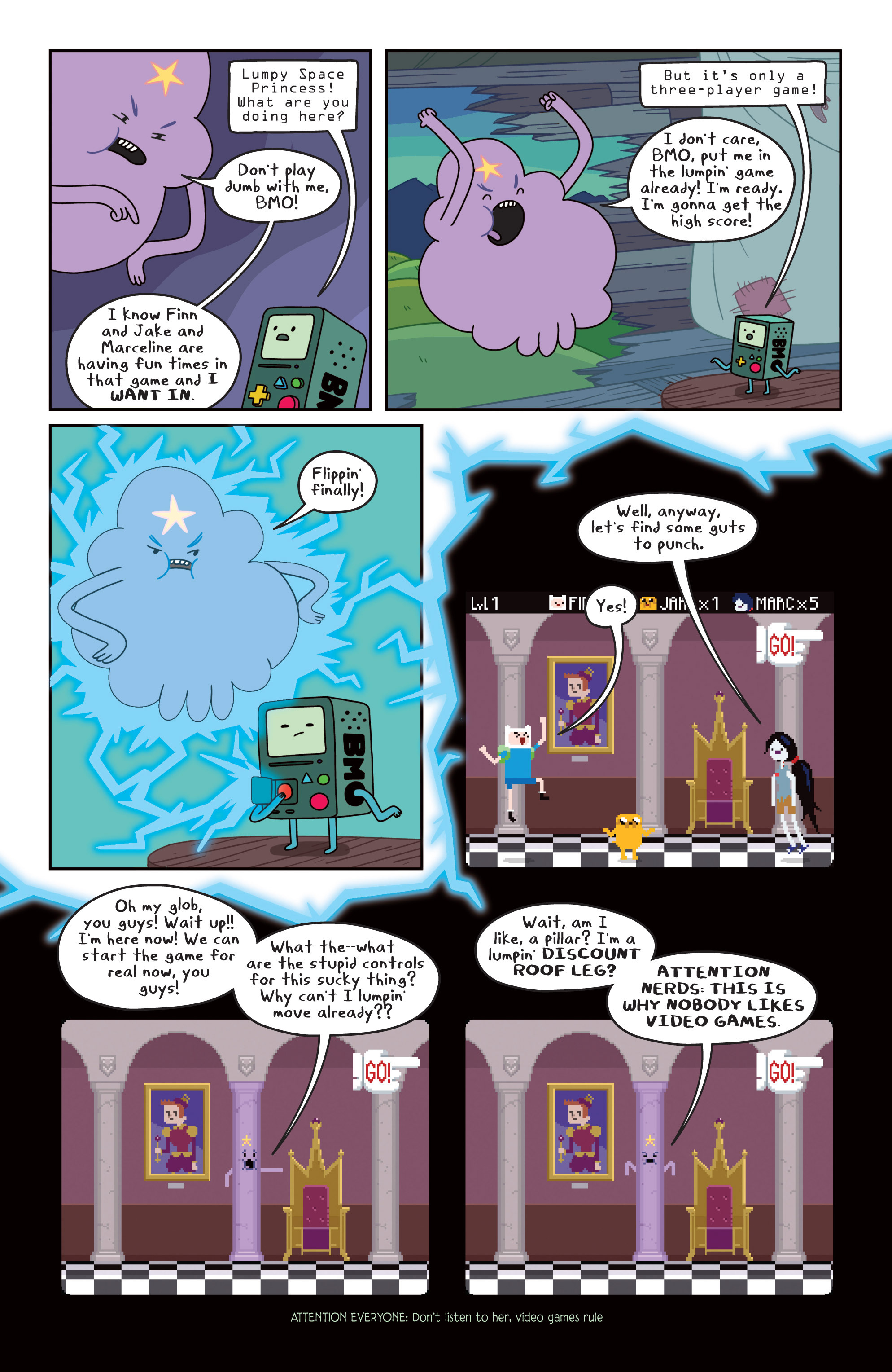 Adventure Time 12 Page 6