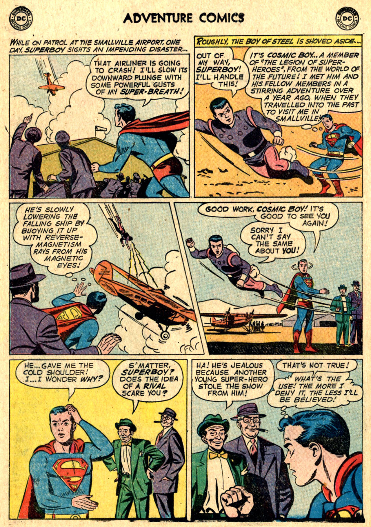 Read online Adventure Comics (1938) comic -  Issue #267 - 4