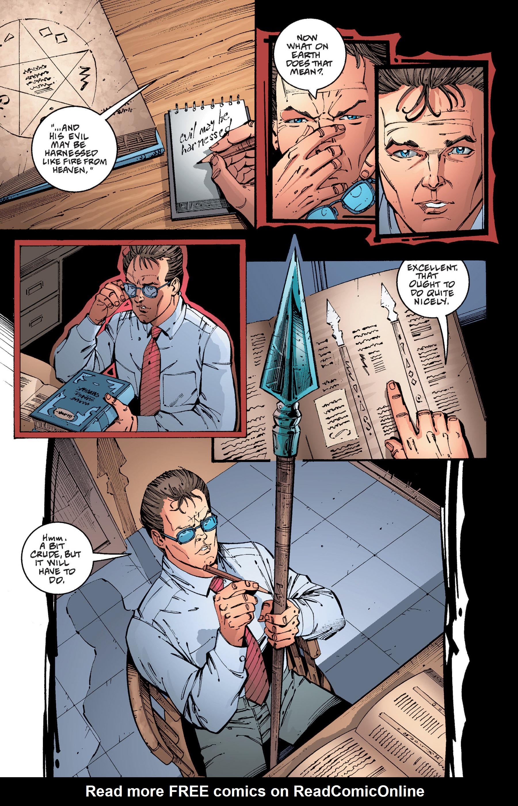 Read online Buffy the Vampire Slayer: Omnibus comic -  Issue # TPB 4 - 331