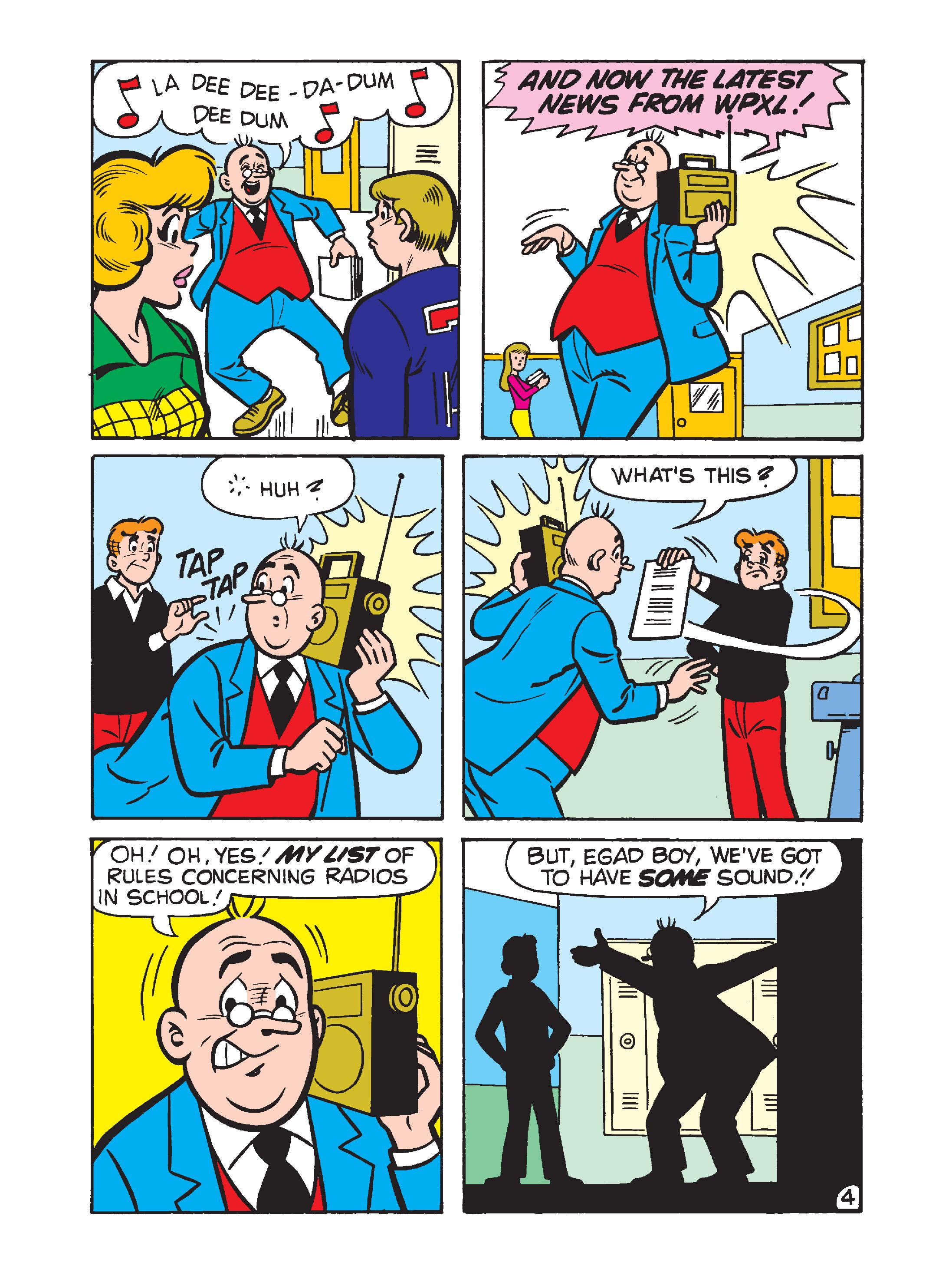 Read online Archie 1000 Page Comics Bonanza comic -  Issue #2 (Part 1) - 160