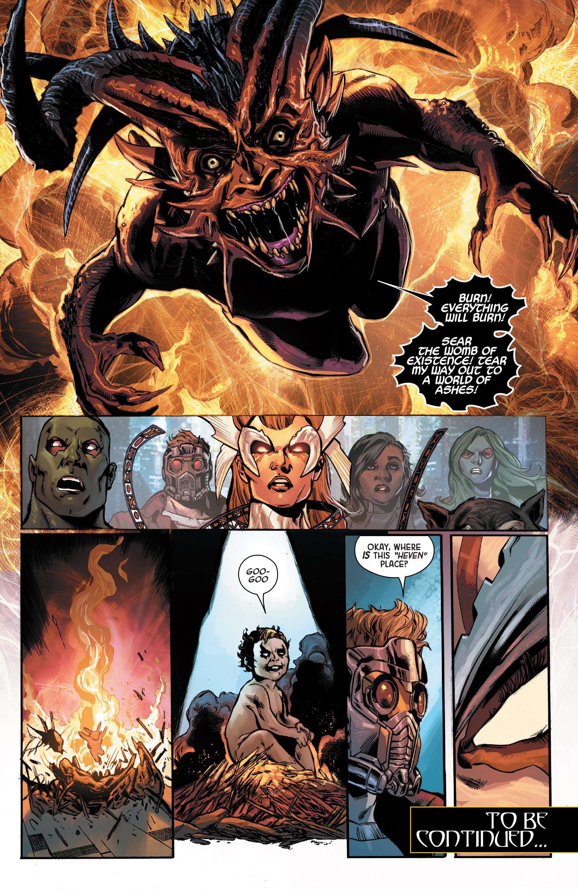 Read online Angela: Asgard's Assassin comic -  Issue #4 - 21