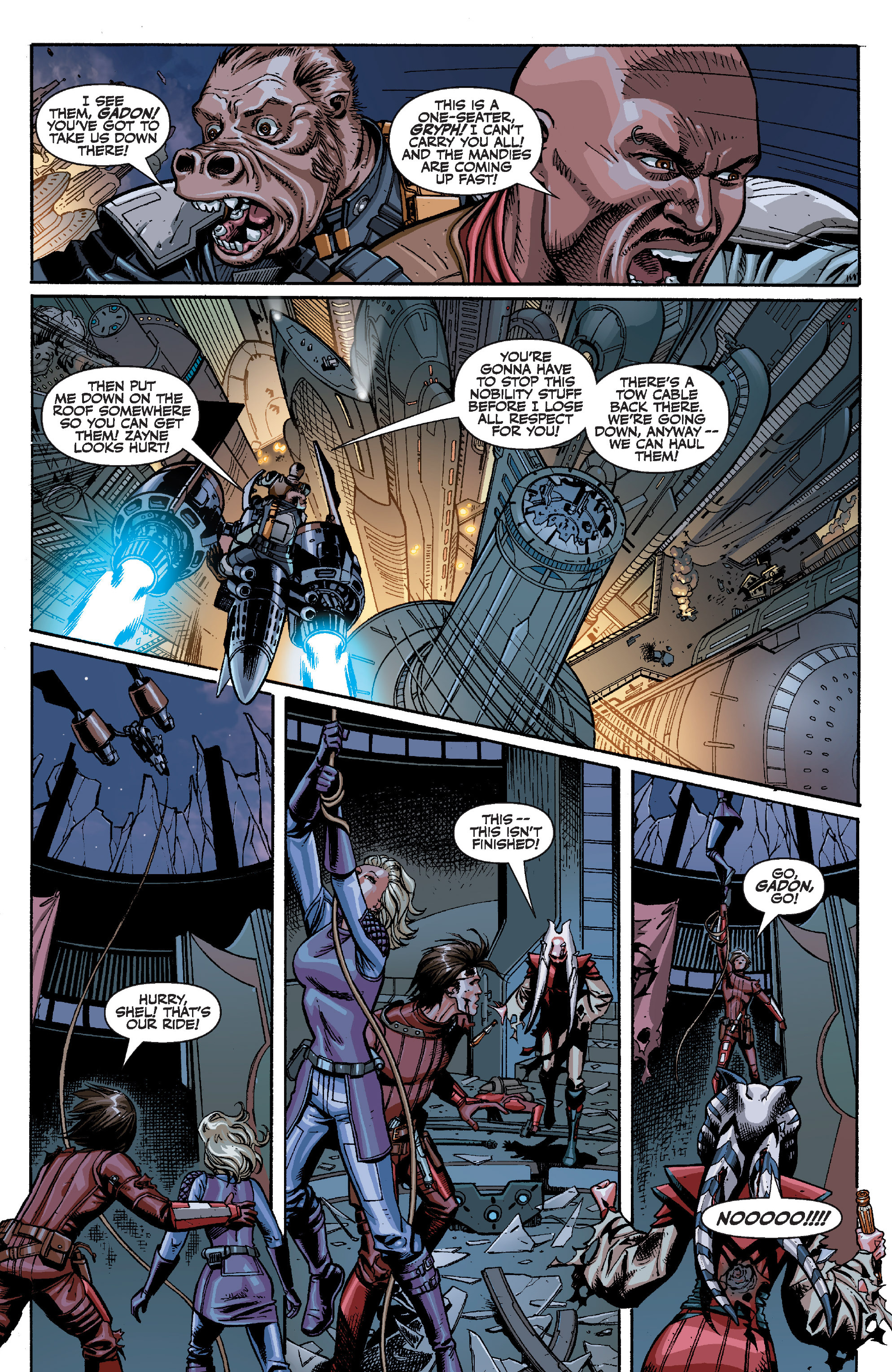 Read online Star Wars Omnibus comic -  Issue # Vol. 32 - 139