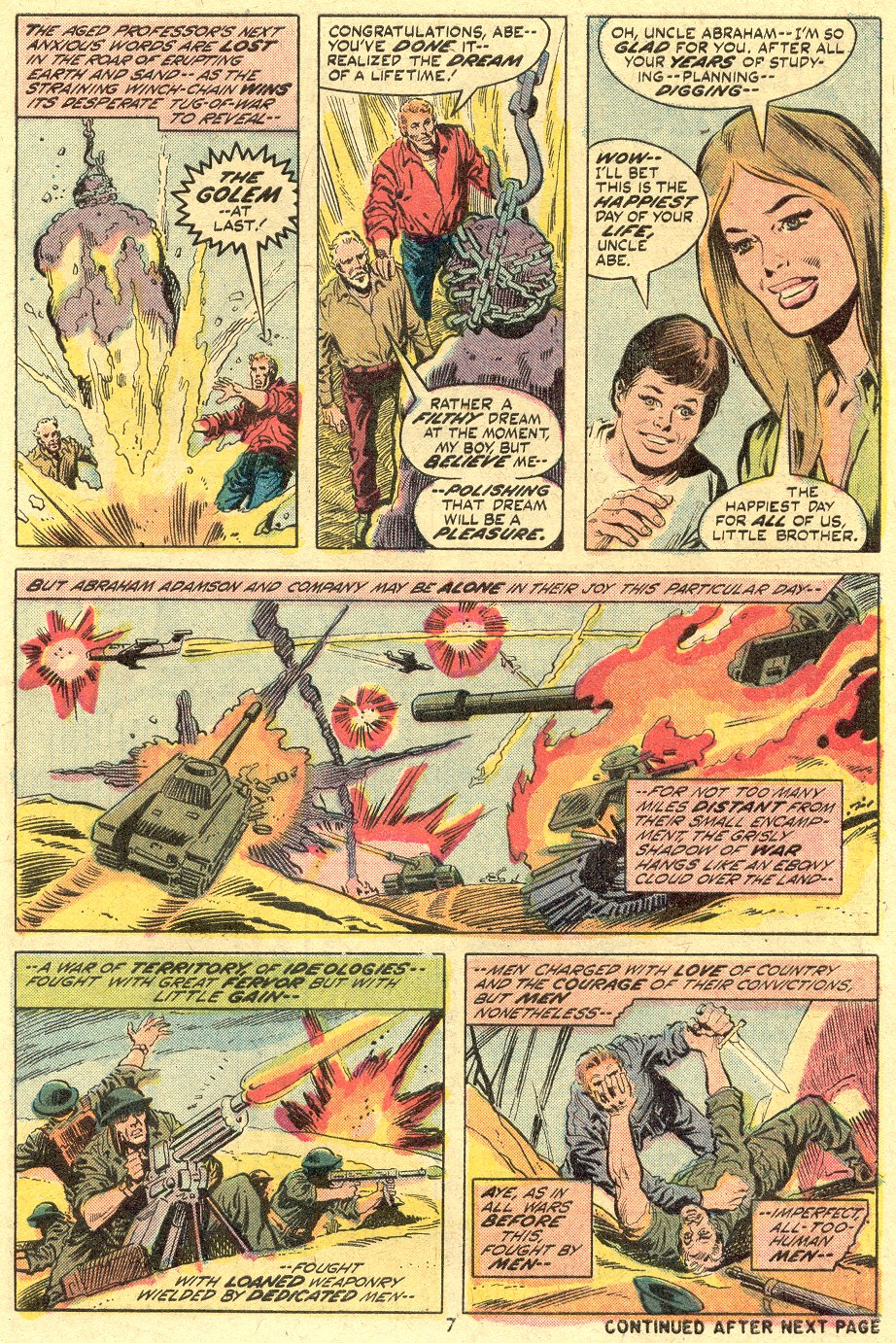 Strange Tales (1951) issue 174 - Page 6