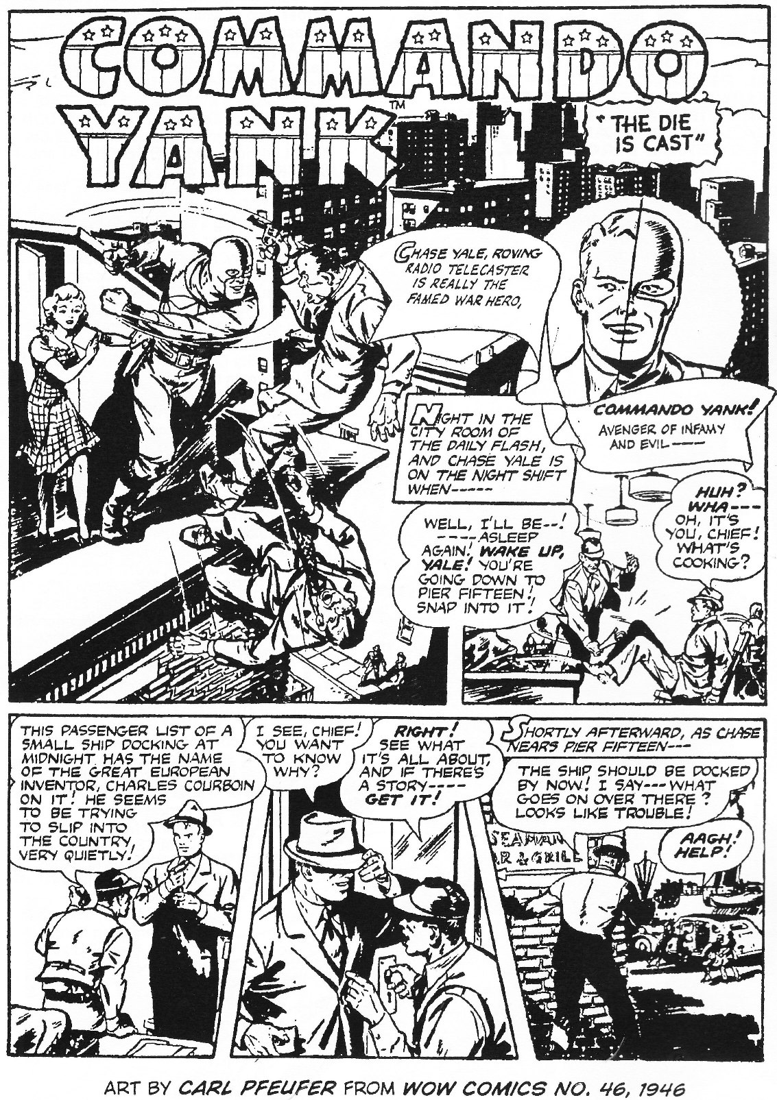 Read online Men of Mystery Comics comic -  Issue #65 - 4