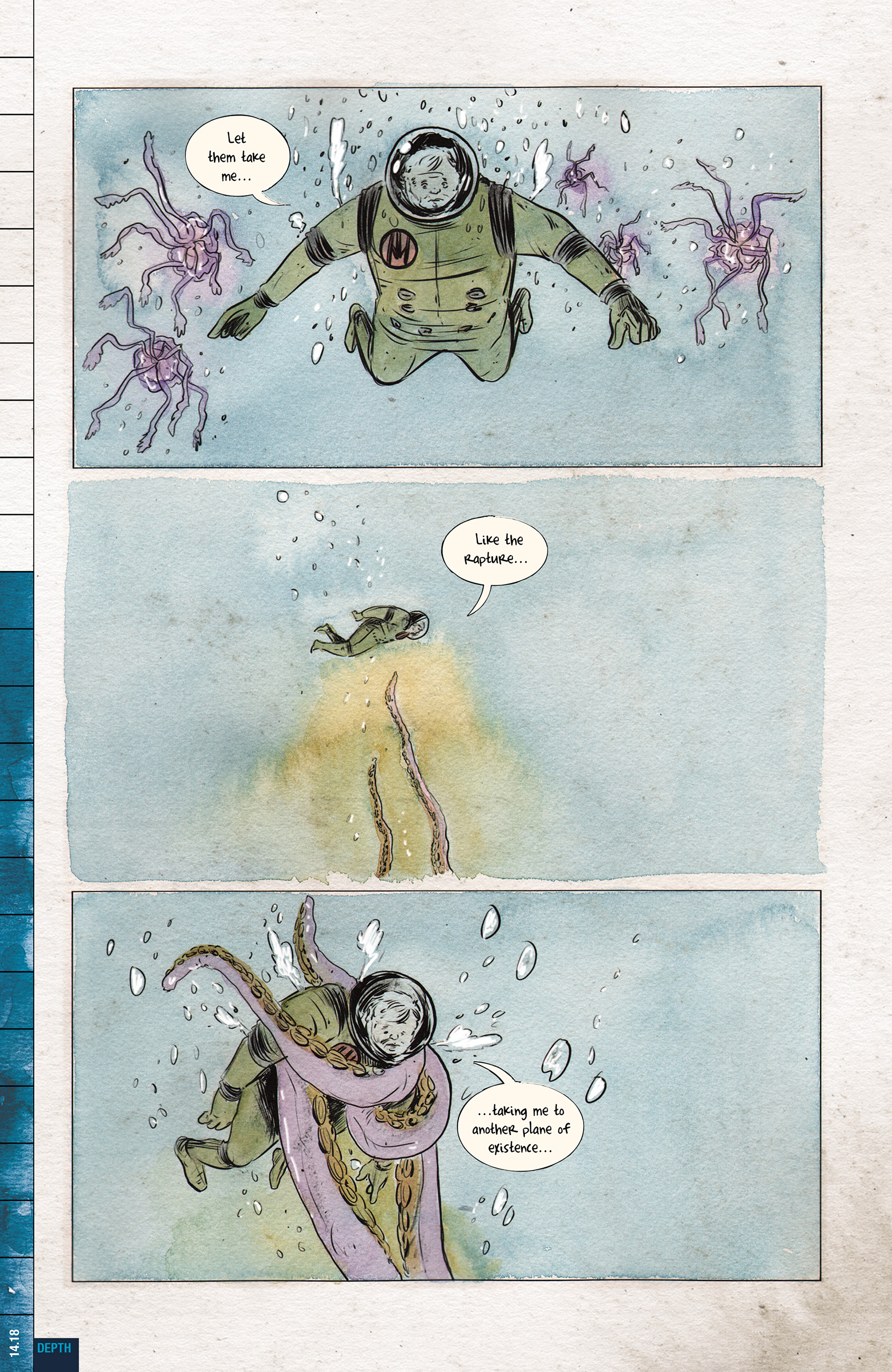 Read online Dept. H comic -  Issue #14 - 20