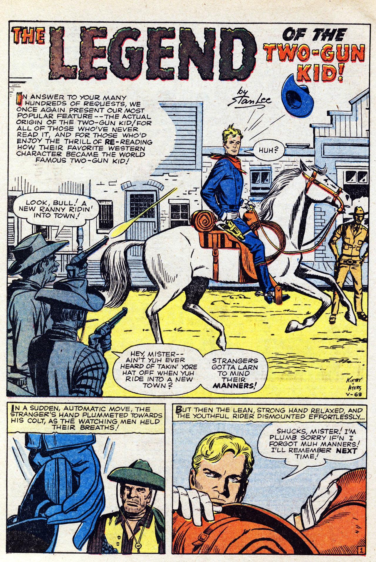 Read online Two-Gun Kid comic -  Issue #58 - 28